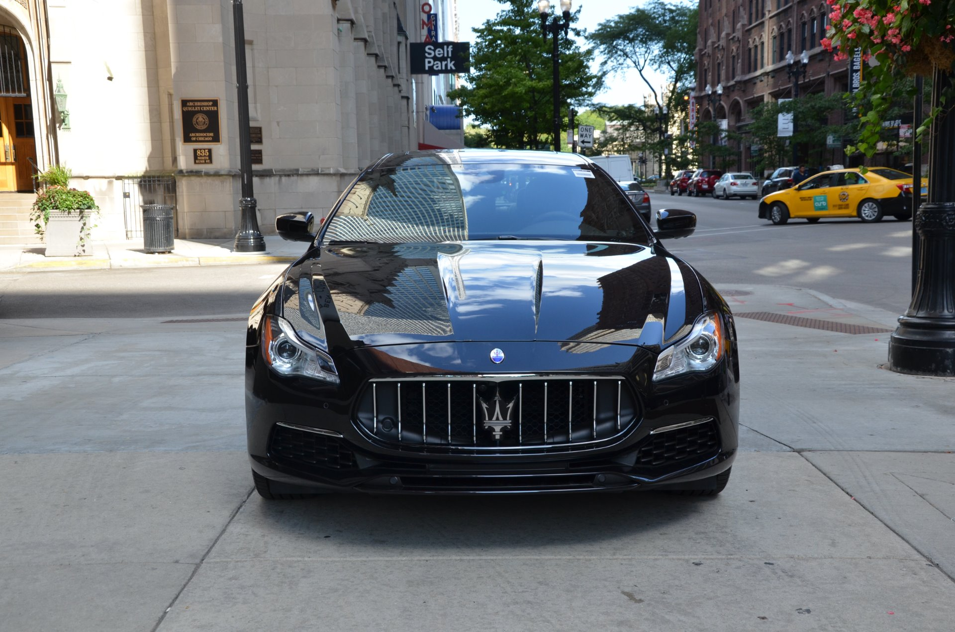2017 maserati quattroporte s q4 stock m522 for sale near chicago il il maserati dealer. Black Bedroom Furniture Sets. Home Design Ideas