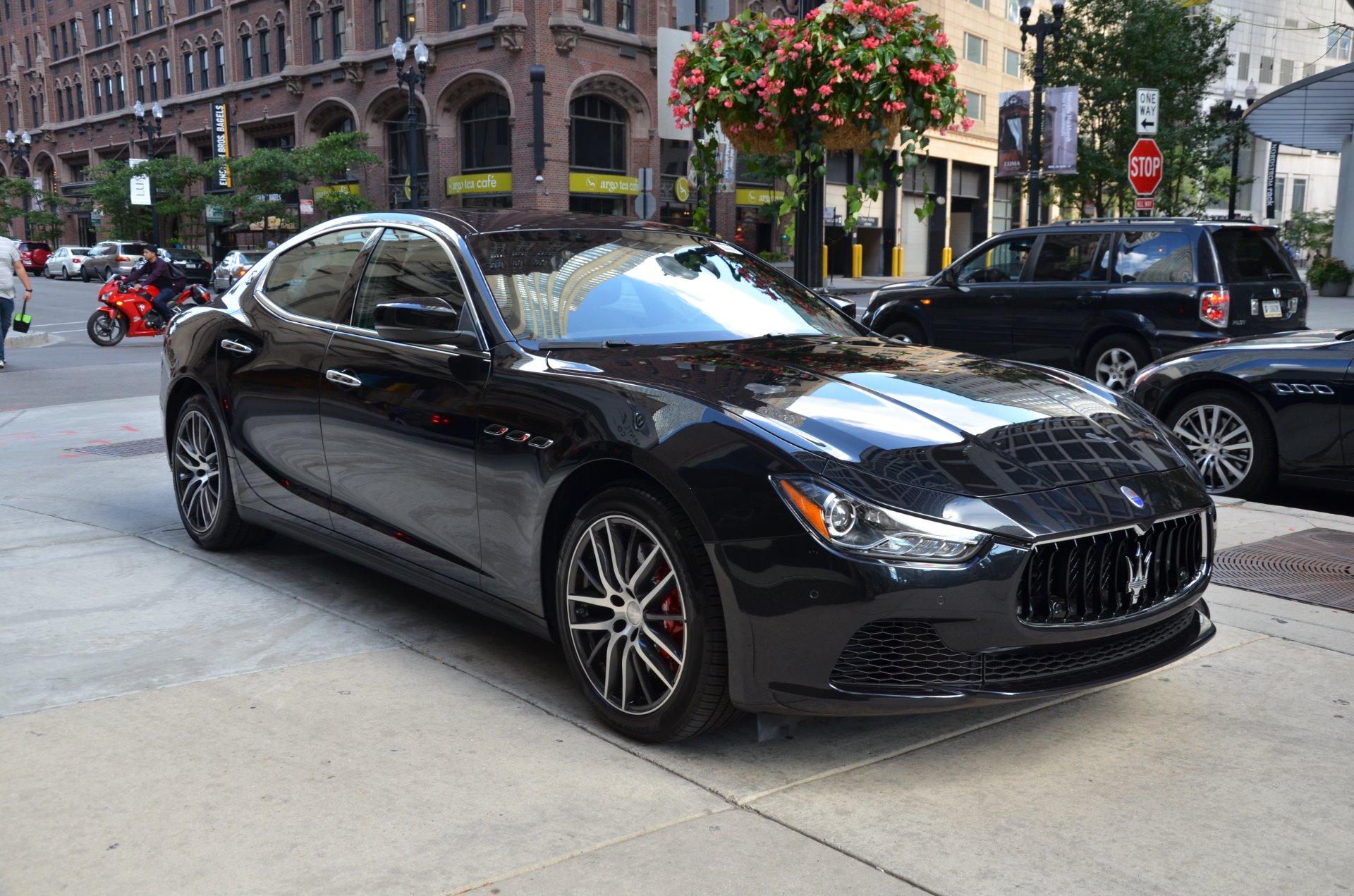 2017 Maserati Ghibli SQ4 S Q4 Stock # M520 for sale near Chicago, IL | IL Maserati Dealer