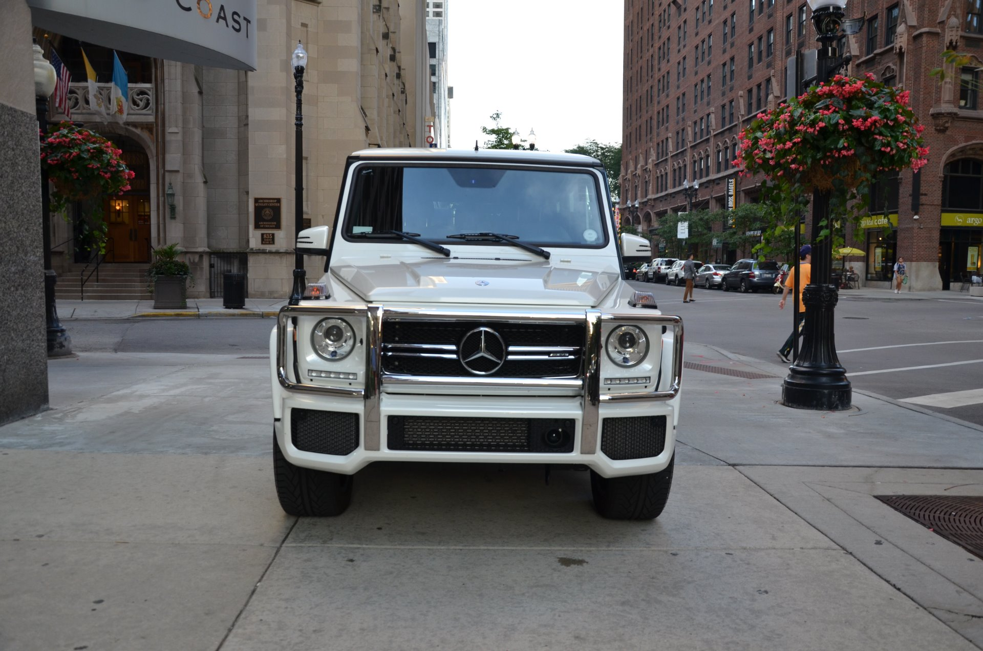 2016 mercedes benz g class amg g63 stock 54639 for sale for Mercedes benz g63 for sale