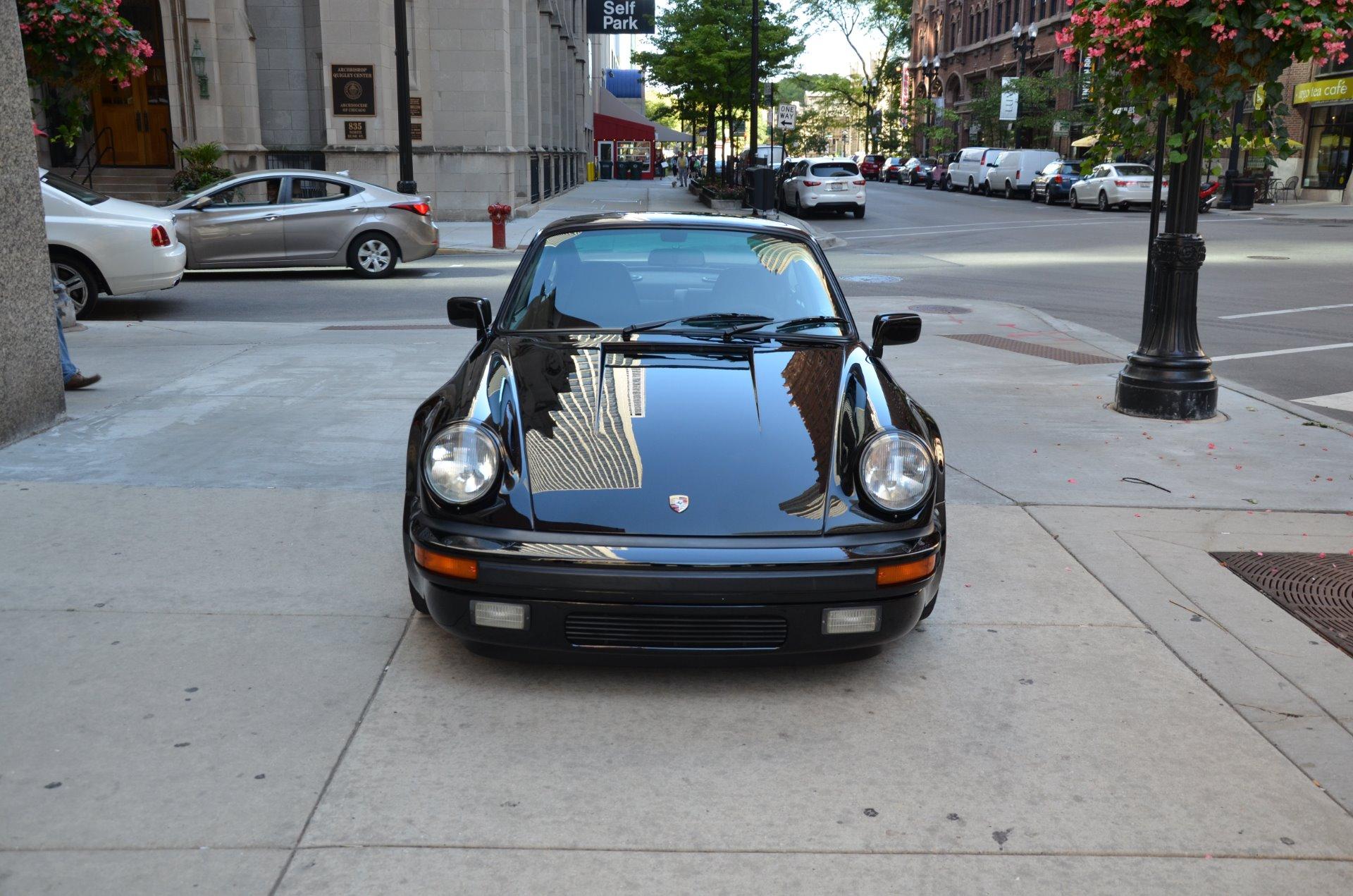 1986 porsche 911 carrera turbo stock gc chris51 for sale near chicago il il porsche dealer. Black Bedroom Furniture Sets. Home Design Ideas