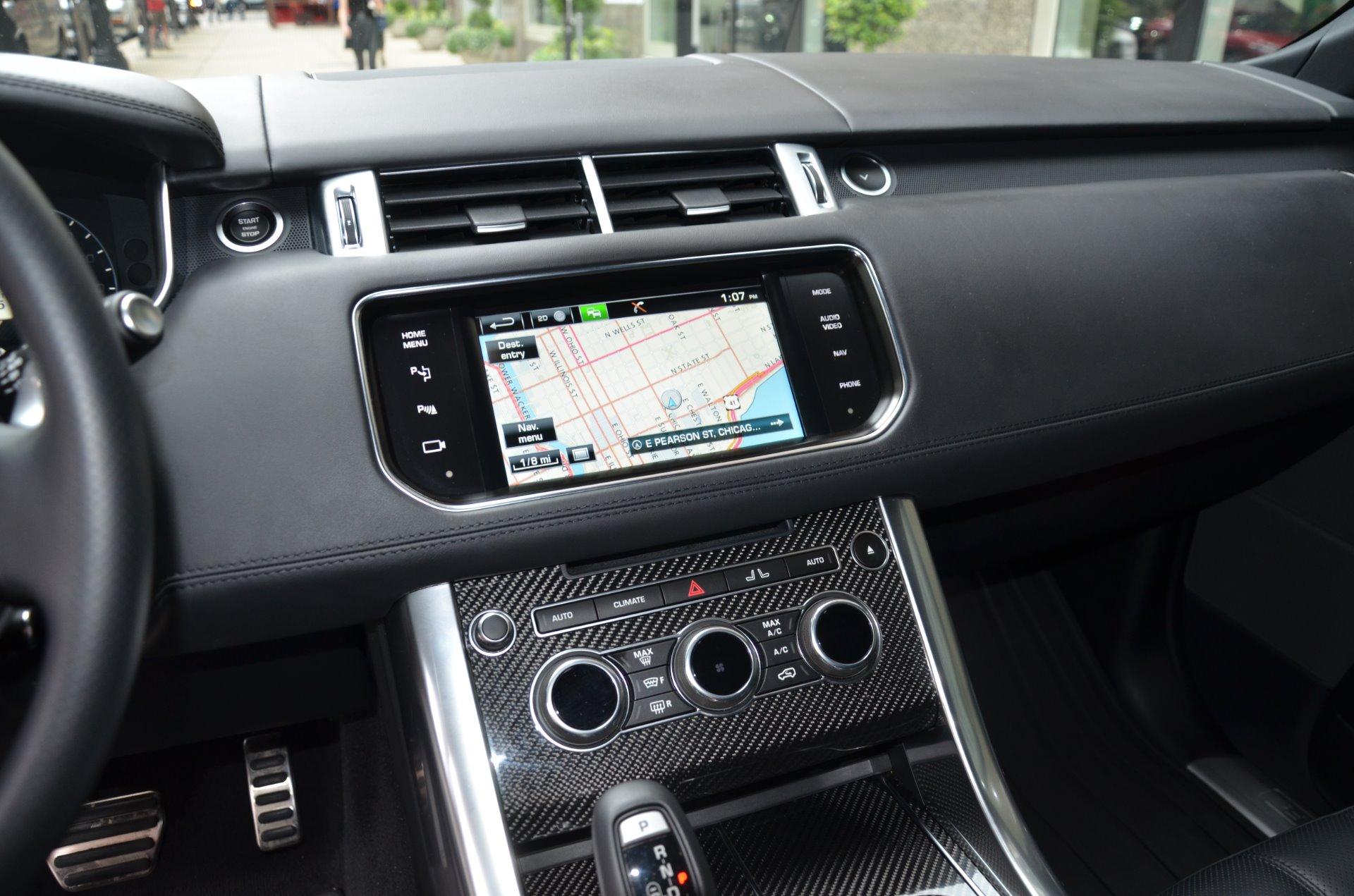 2015 Land Rover Range Rover Sport SVR Stock # 528487 for sale near ...