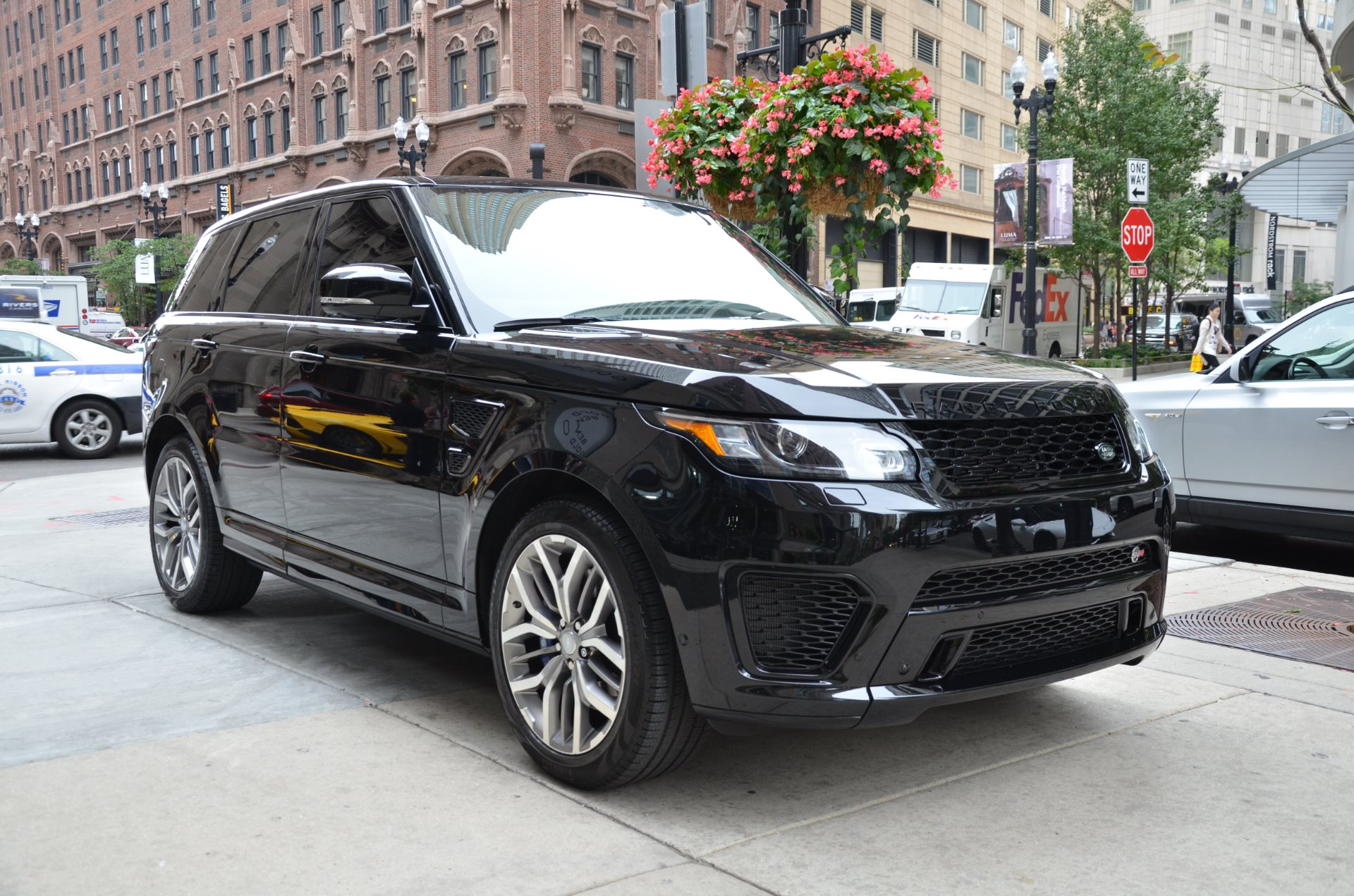2015 land rover range rover sport svr stock 528487 for sale near chicago il il land rover. Black Bedroom Furniture Sets. Home Design Ideas