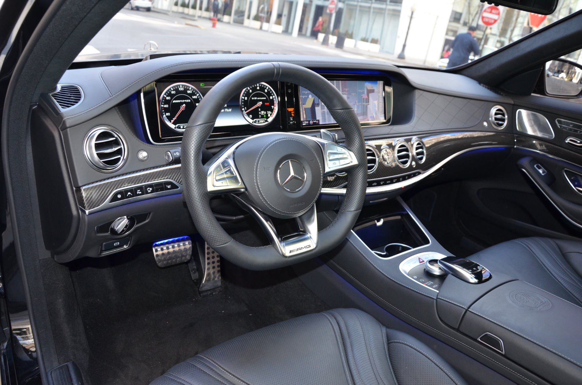 2016 Mercedes-Benz S-Class AMG S63 Stock # L361B for sale ...
