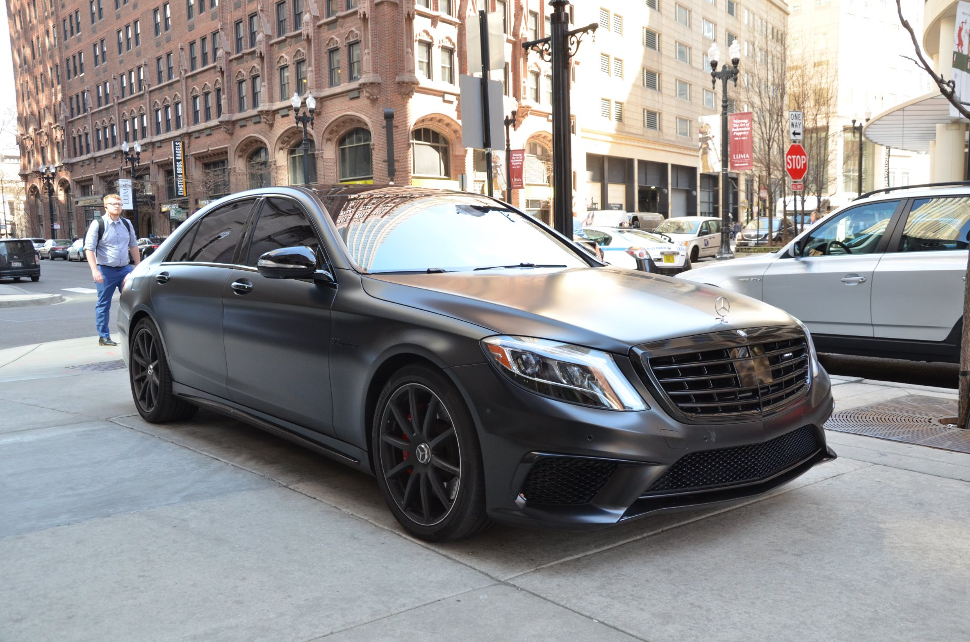 2016 Mercedes Benz S Class Amg S63 Stock L361b For Sale