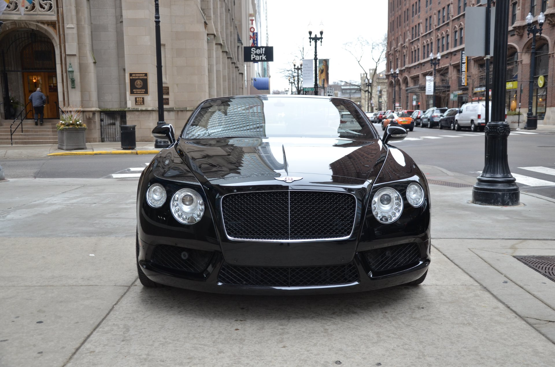 2013 Bentley Continental GTC V8 Stock R308A for sale near Chicago