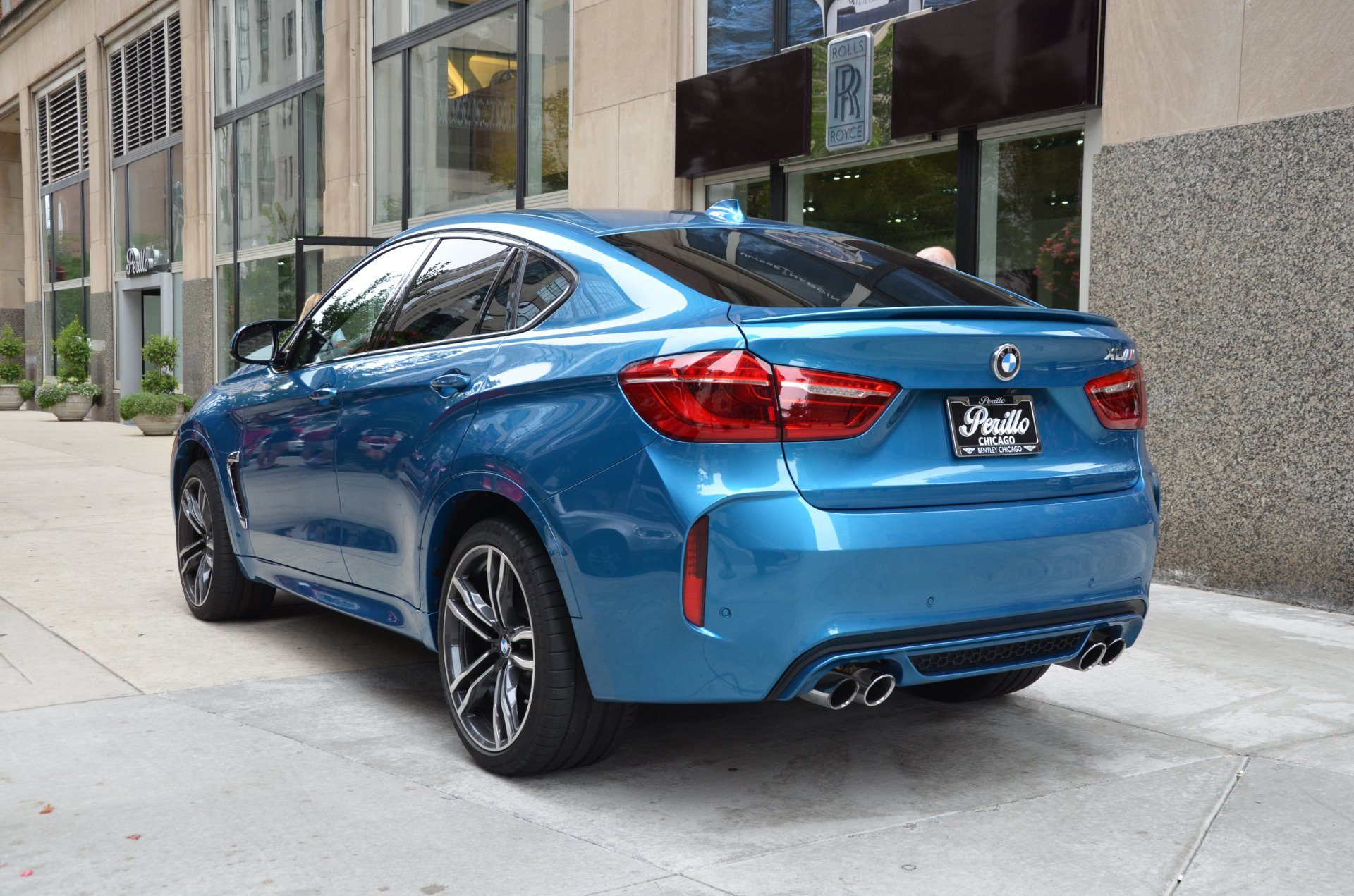 2016 BMW X6 M Stock # B825A for sale near Chicago, IL | IL BMW Dealer