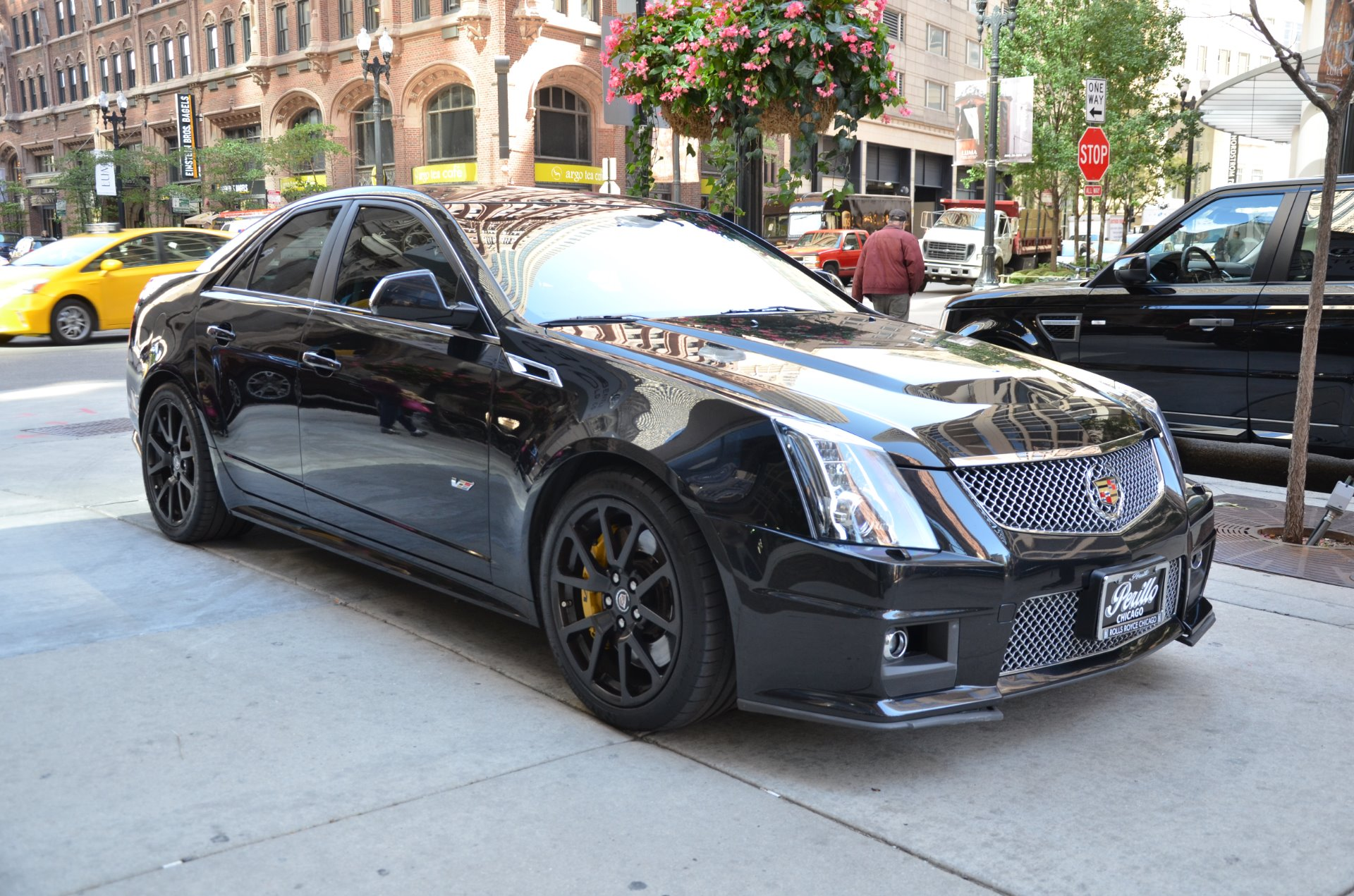2011 Cadillac CTS-V Stock # GC2006A for sale near Chicago ...