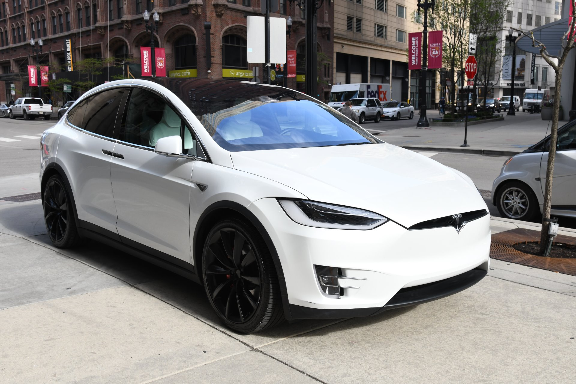 2016 tesla model x p90d stock 01167 s for sale near chicago il il tesla dealer. Black Bedroom Furniture Sets. Home Design Ideas