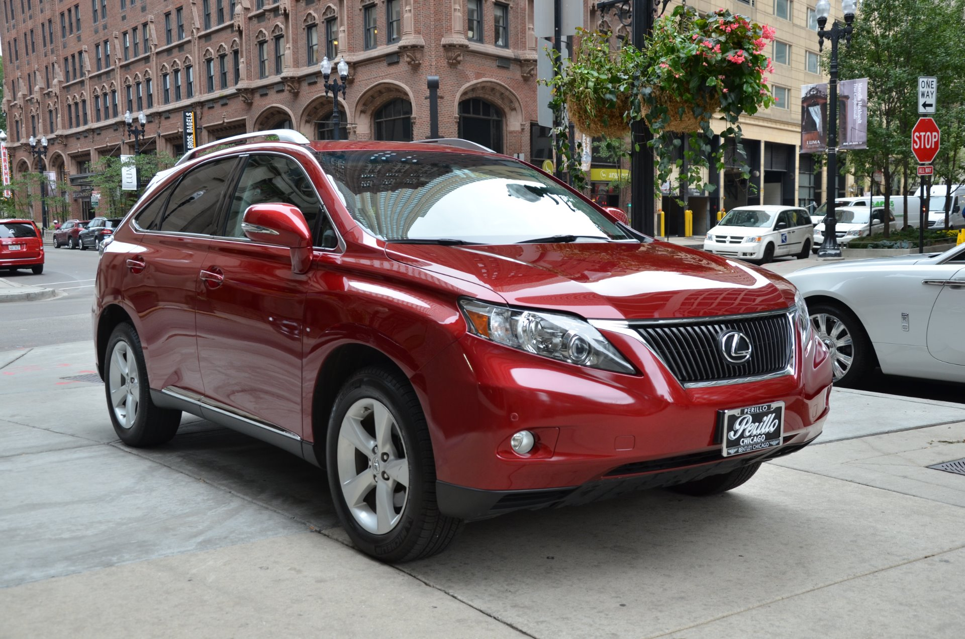 2012 lexus rx 350 stock m526a for sale near chicago il il lexus dealer. Black Bedroom Furniture Sets. Home Design Ideas