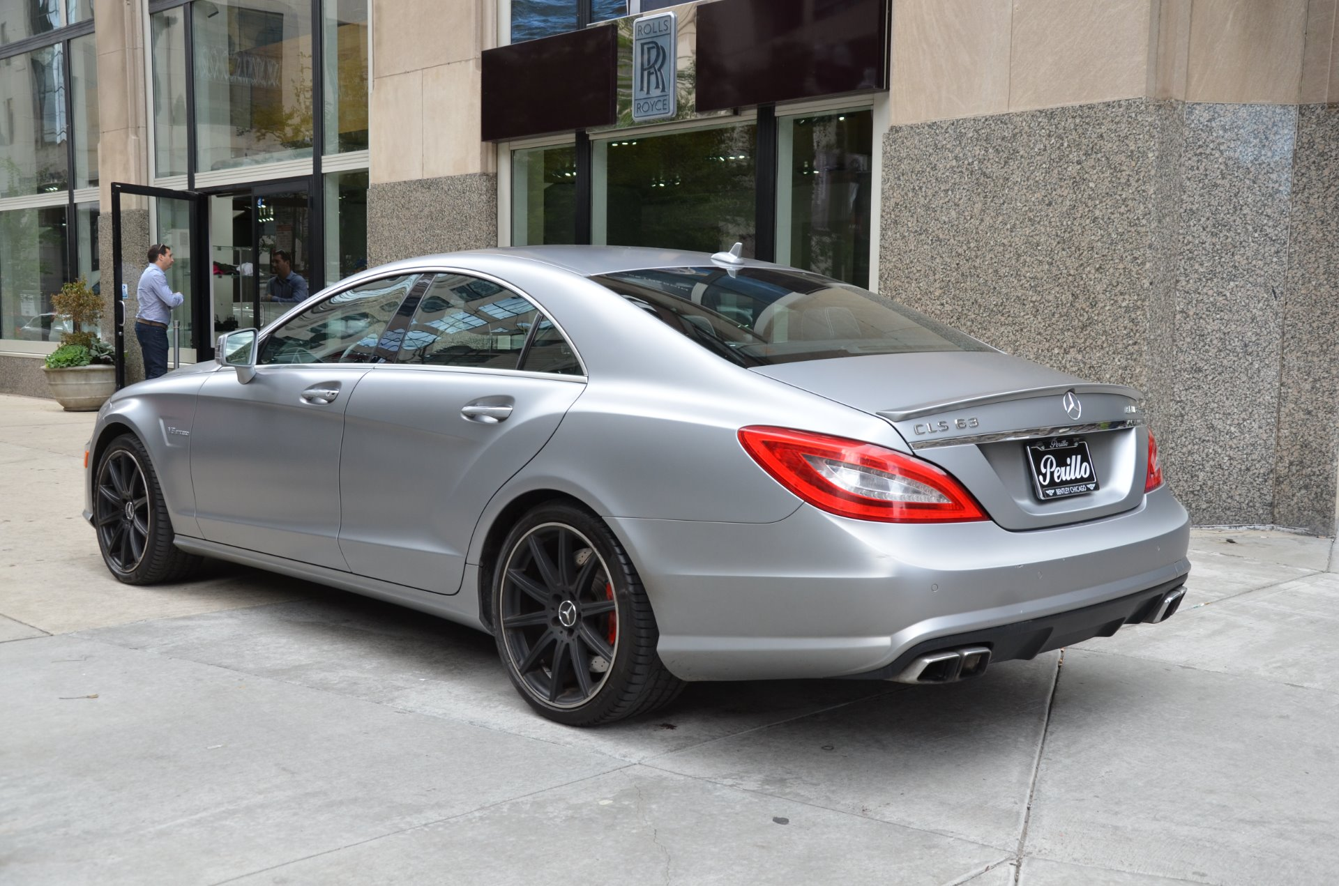 2014 mercedes benz cls cls63 amg s model stock b807a for for Mercedes benz cls 2014