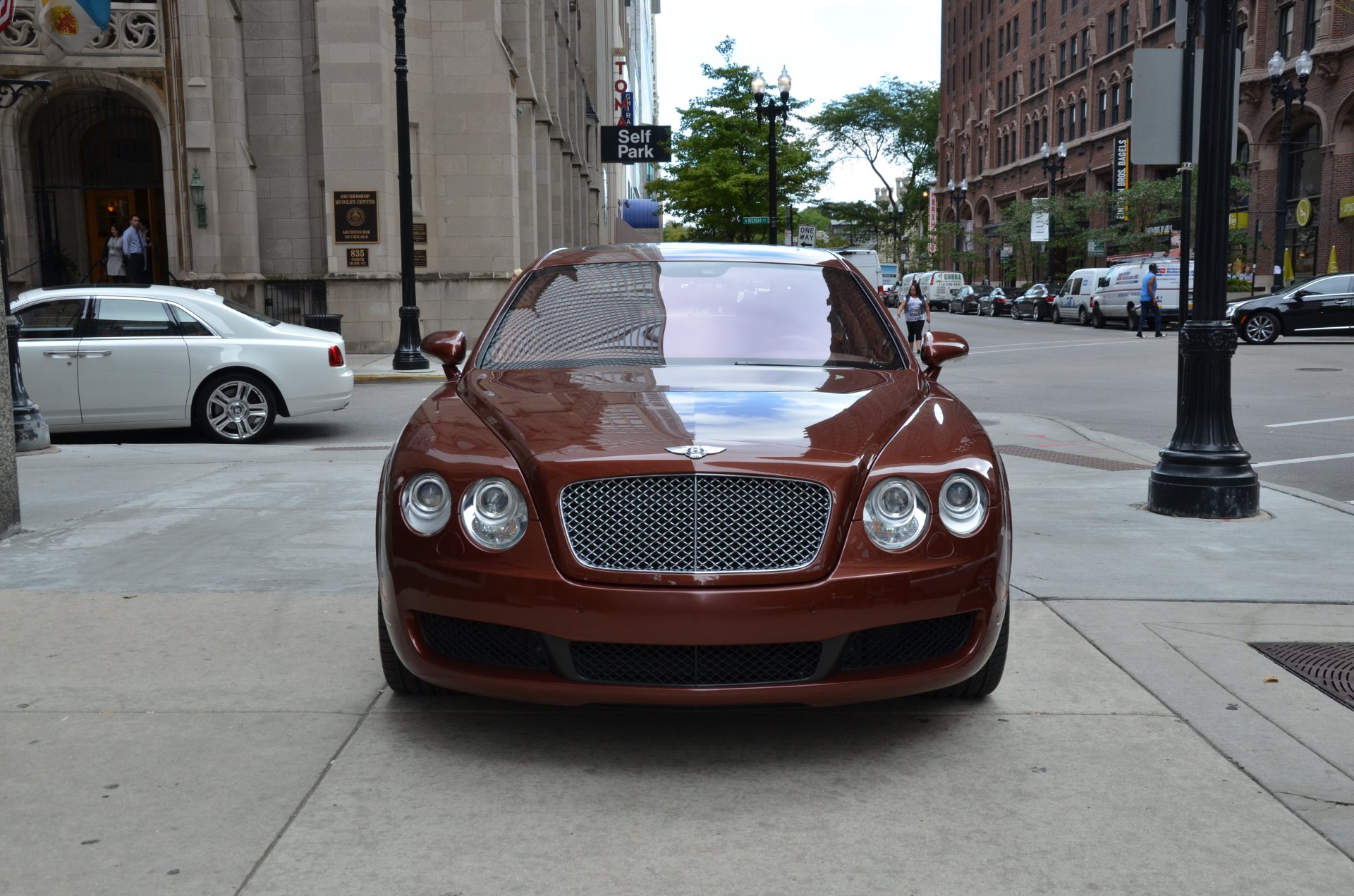 2006 bentley continental flying spur stock gc1917aa for sale near chicago il il bentley dealer. Black Bedroom Furniture Sets. Home Design Ideas