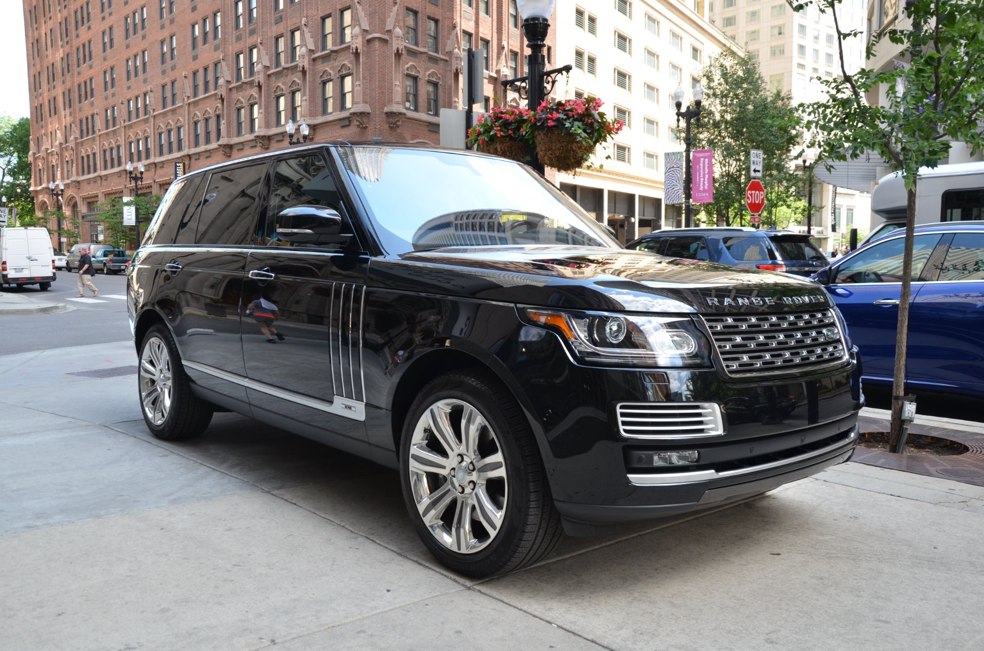 2016 land rover range rover svautobiography lwb stock 59731 for sale near chicago il il. Black Bedroom Furniture Sets. Home Design Ideas