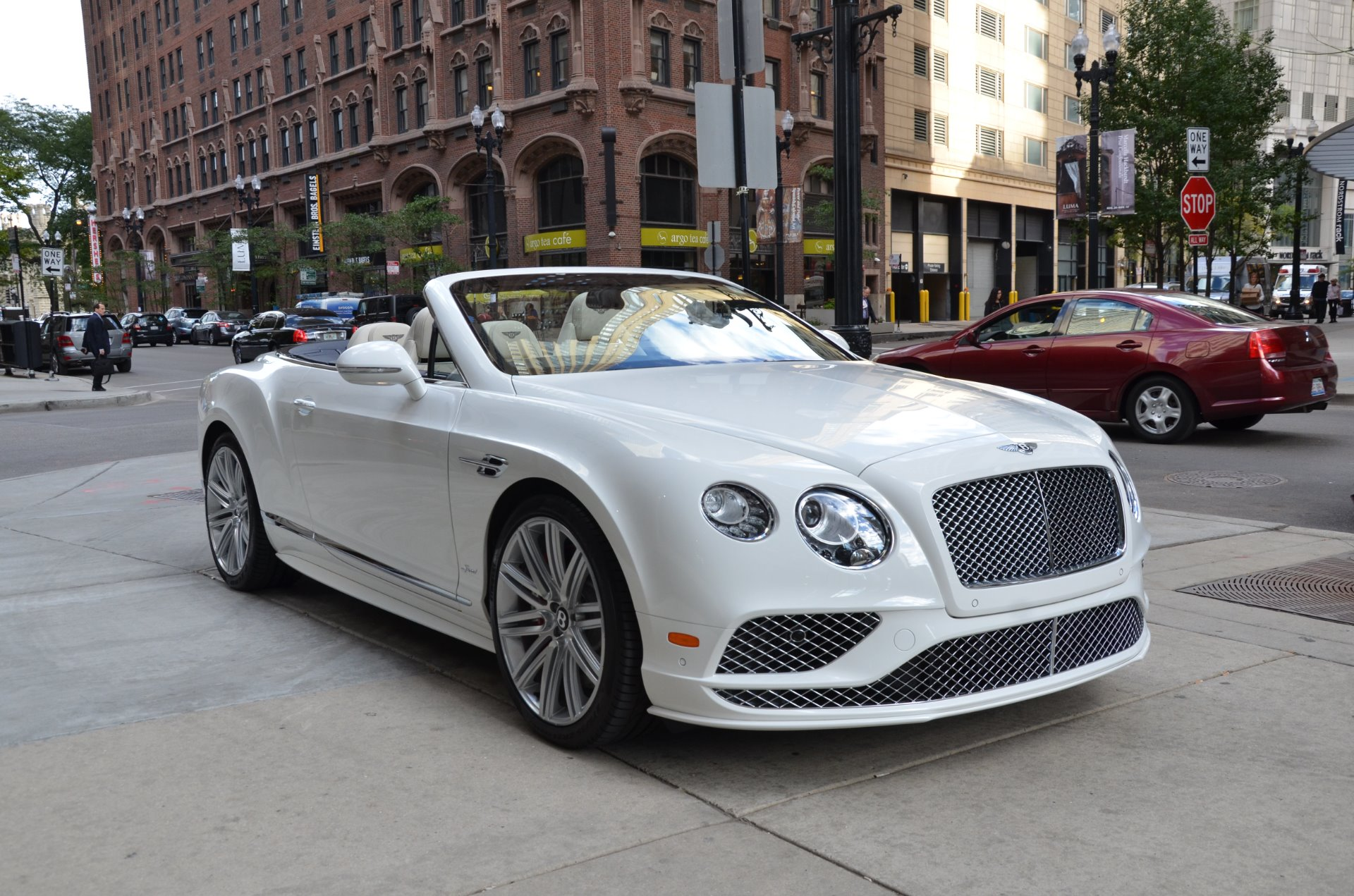 2017 Bentley Continental Gtc Speed Stock B832 S For Sale