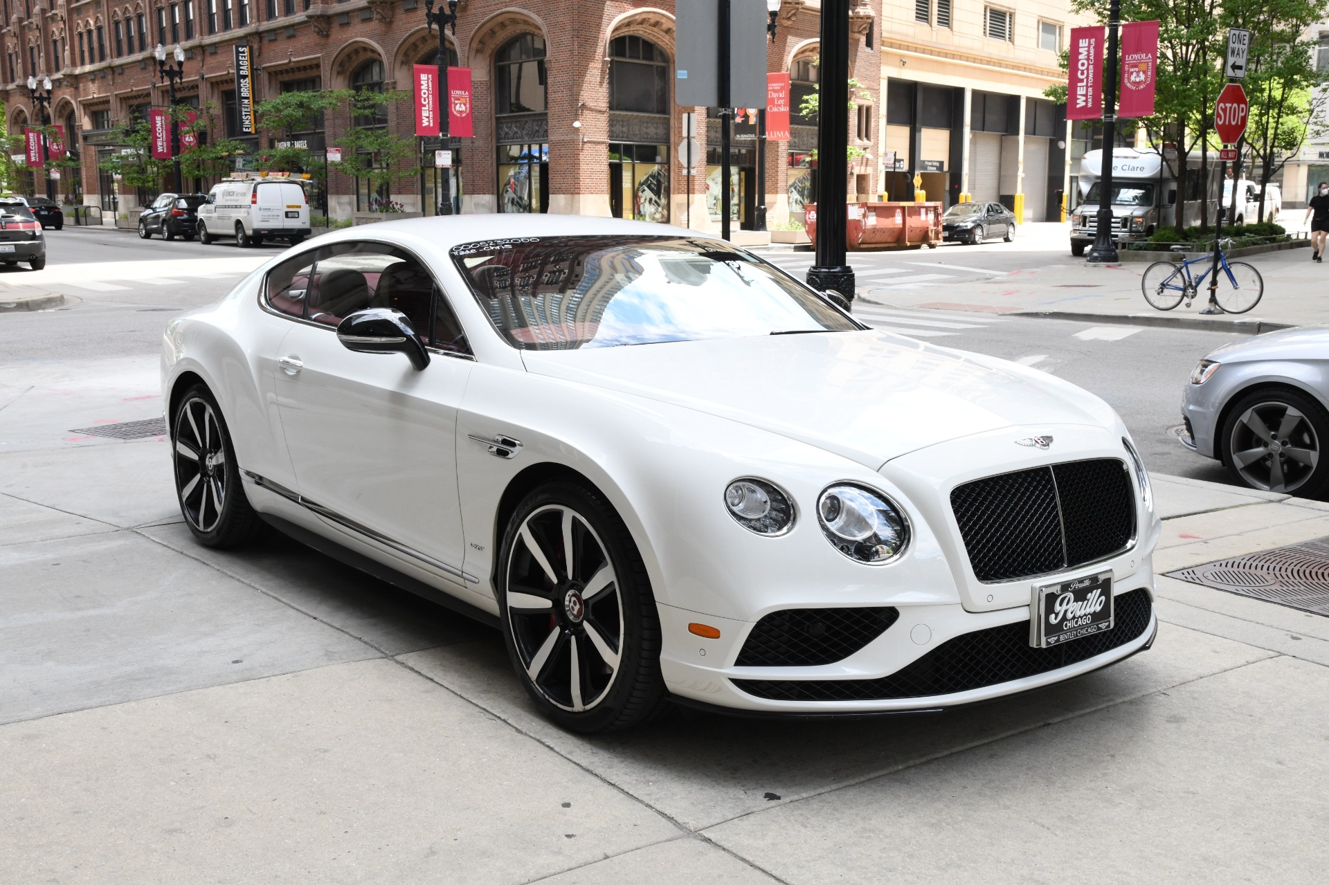 2017 bentley continental gt v8 s stock b838 for sale near chicago il il bentley dealer. Black Bedroom Furniture Sets. Home Design Ideas