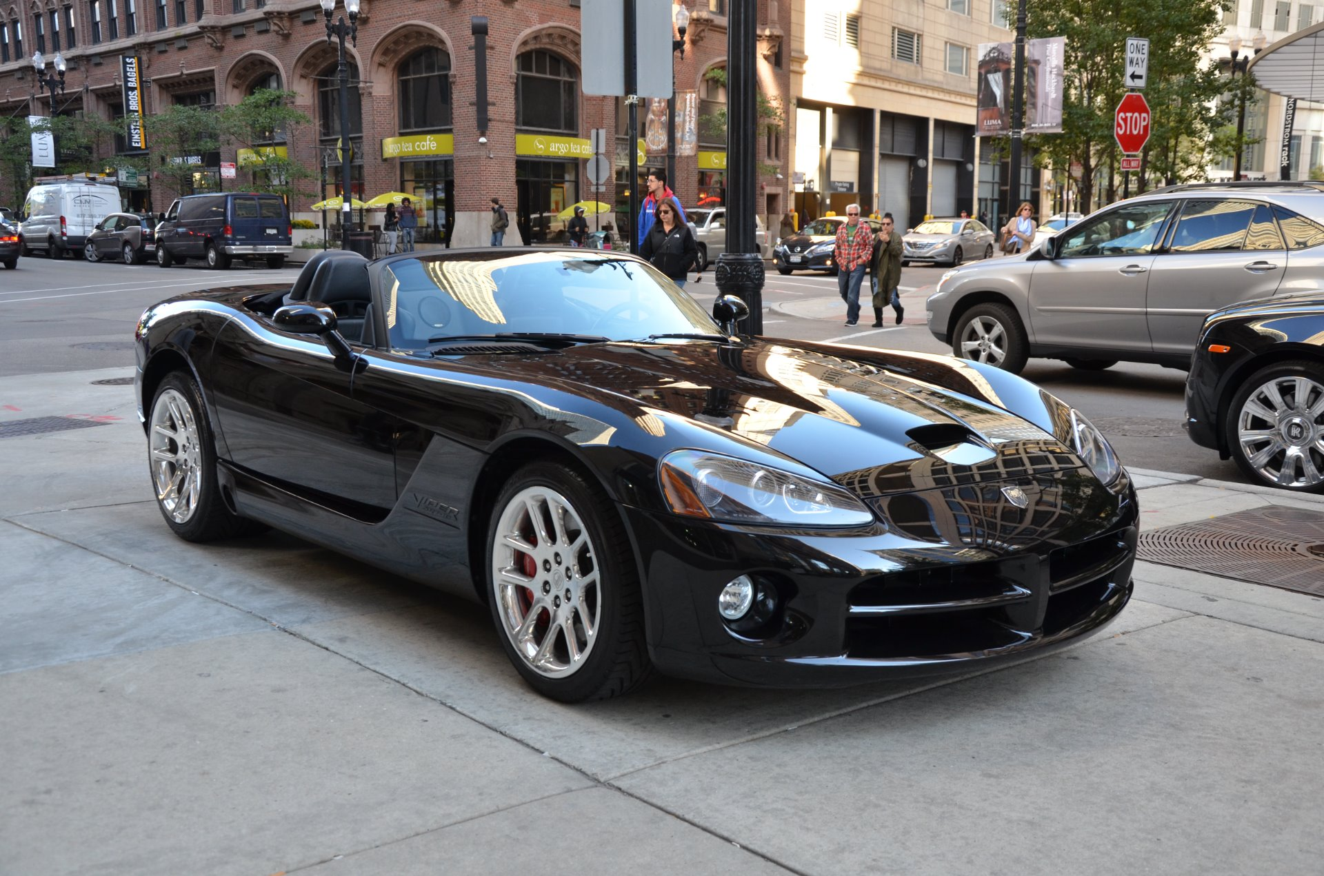 2005 Dodge Viper SRT 10 Stock B802AB for sale near Chicago IL
