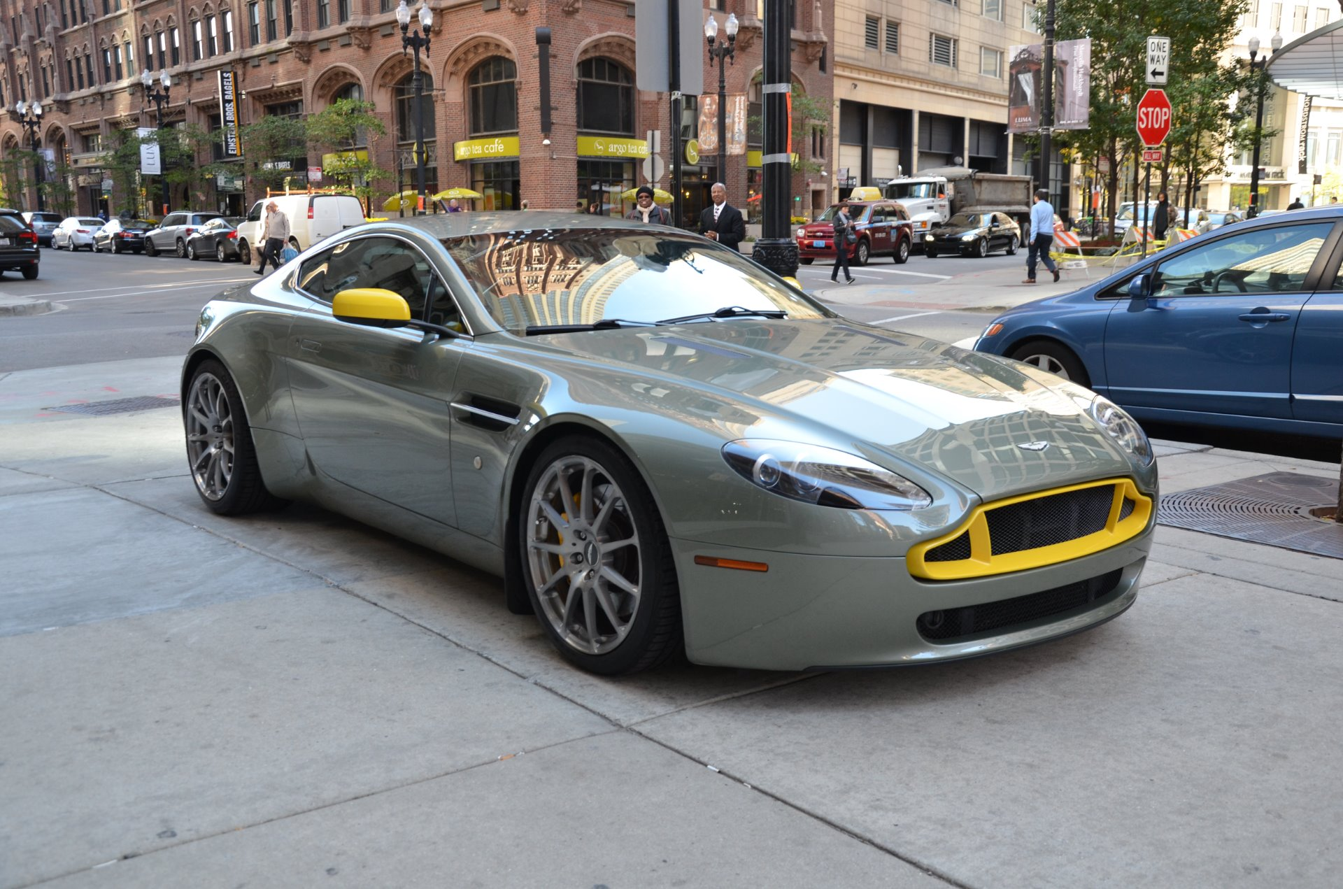 Aston Martin V Vantage Stock LAA For Sale Near Chicago - 2007 aston martin v8 vantage