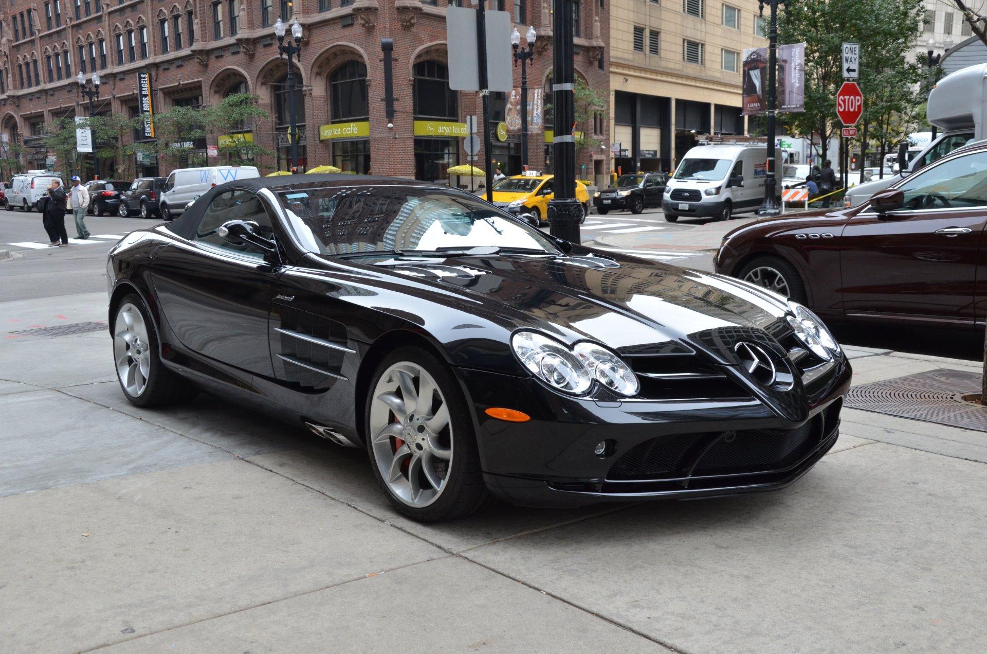 2009 mercedes benz slr slr mclaren stock gc1993 for sale for Mercedes benz of chicago service center chicago il