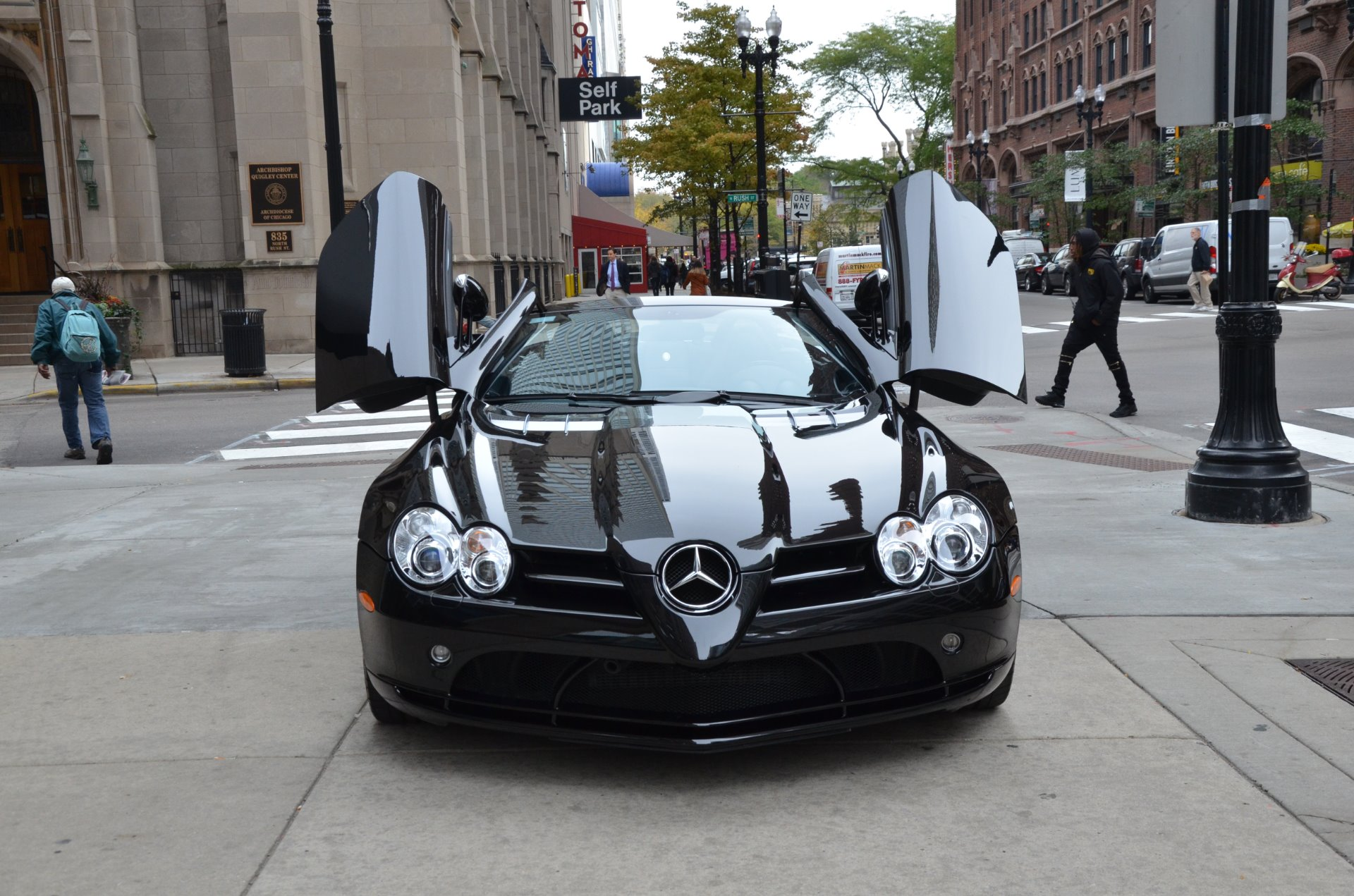 2009 mercedes benz slr slr mclaren stock gc1993 for sale for Mercedes benz slr mclaren price