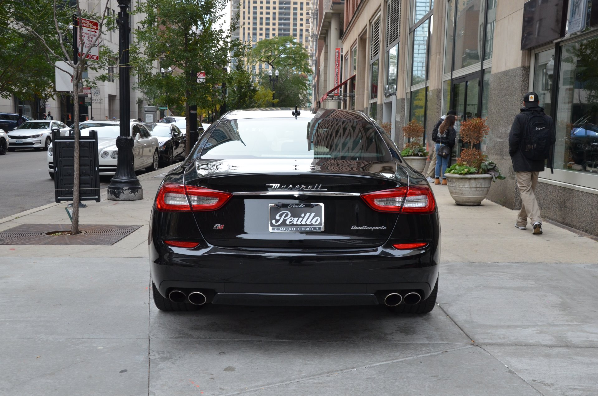 2014 maserati quattroporte sq4 s q4 stock b822a for sale near chicago il il maserati dealer. Black Bedroom Furniture Sets. Home Design Ideas