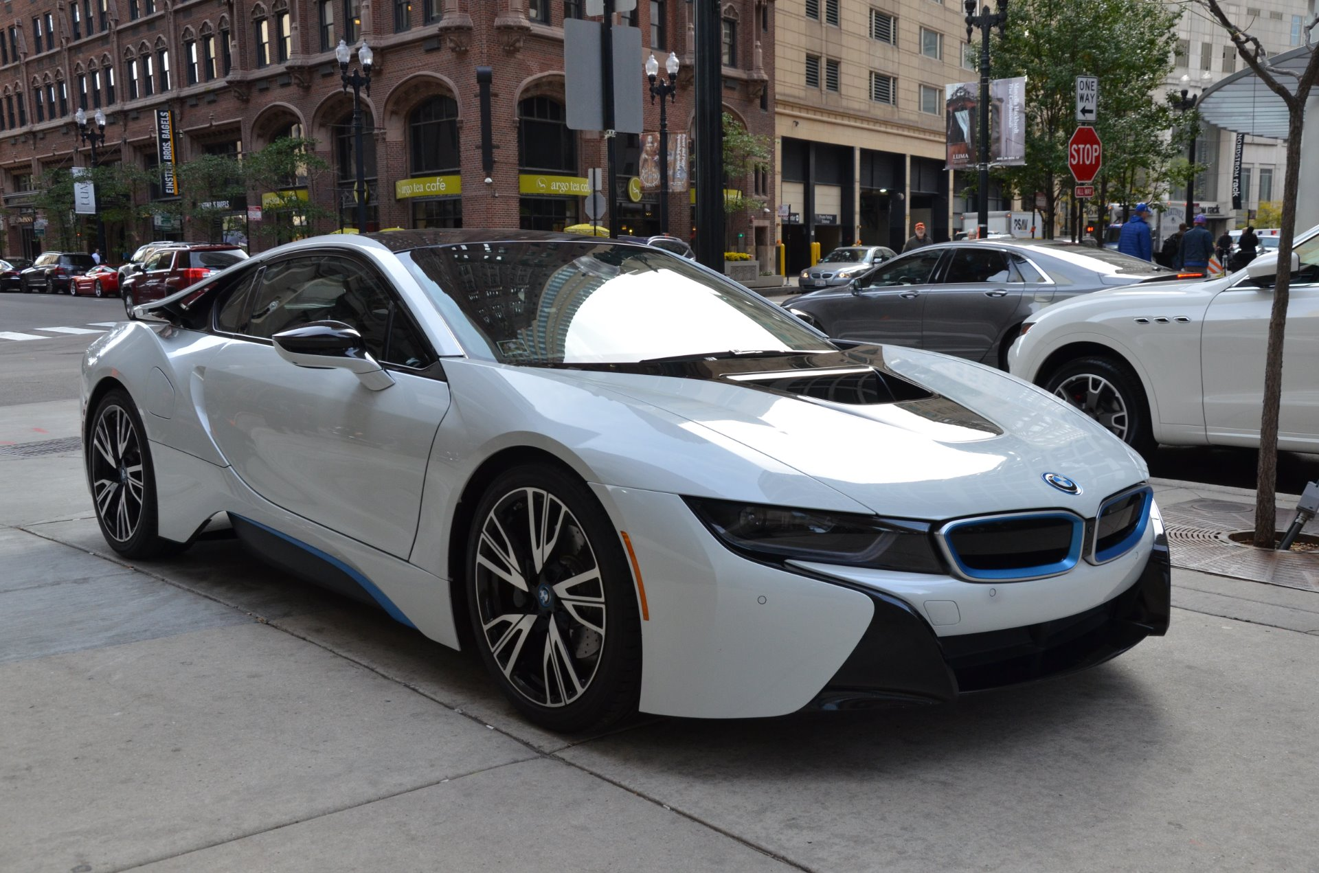 2014 Bmw I8 Stock 64292 For Sale Near Chicago Il Il Bmw Dealer