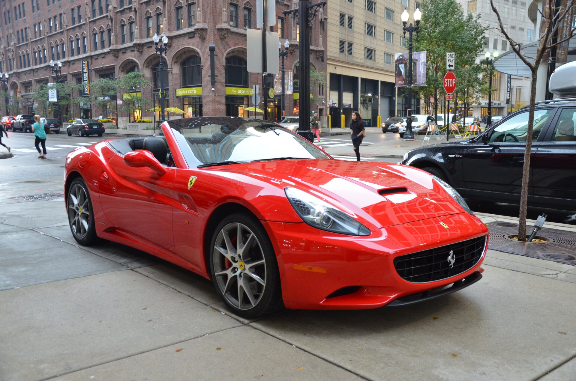2010 Ferrari California Stock # GC2016 For Sale Near