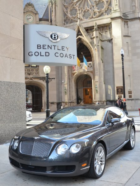 2007 Bentley Continental GT GT60 Limited Edition
