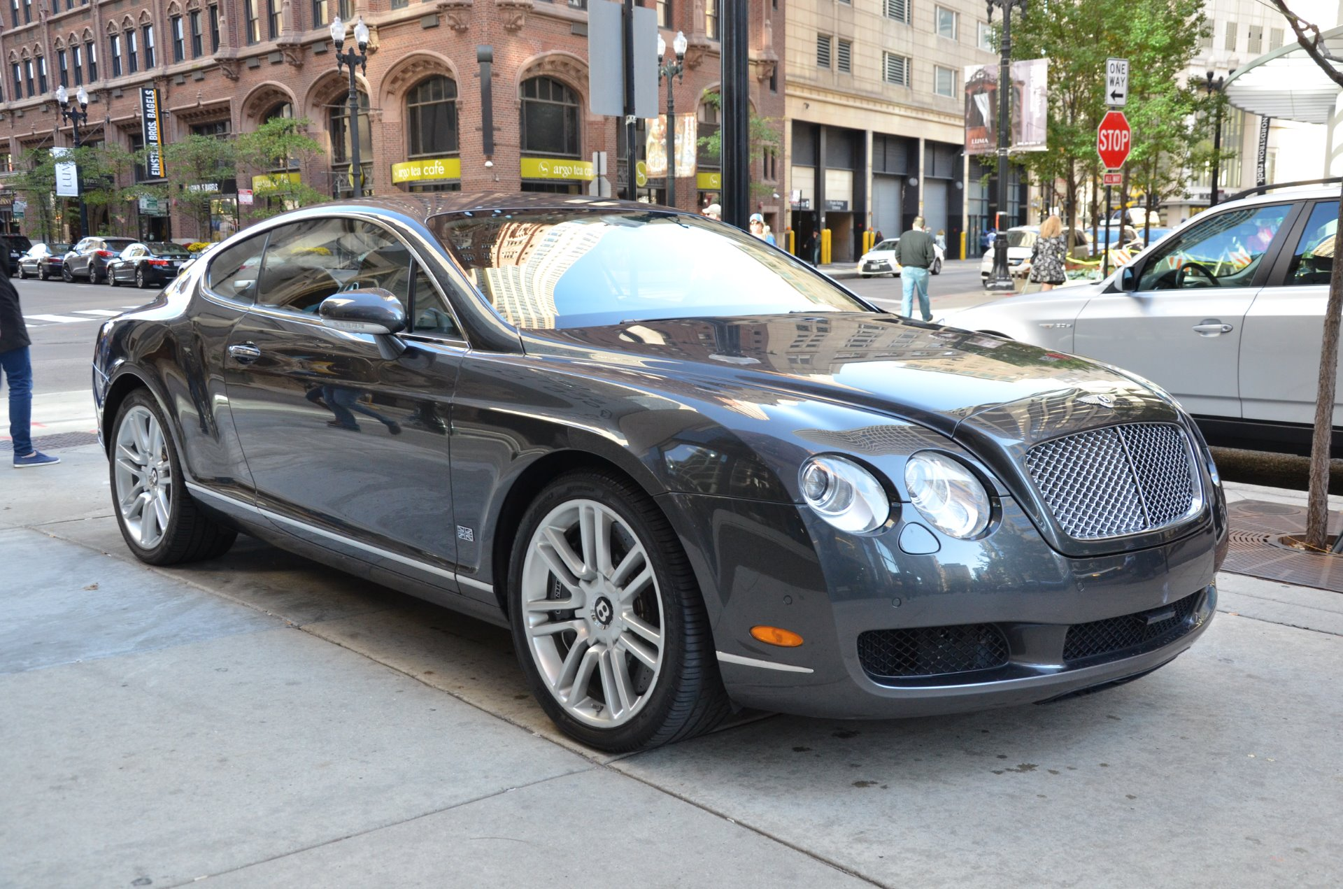 2007 bentley continental gt gt60 limited edition stock # r336a for