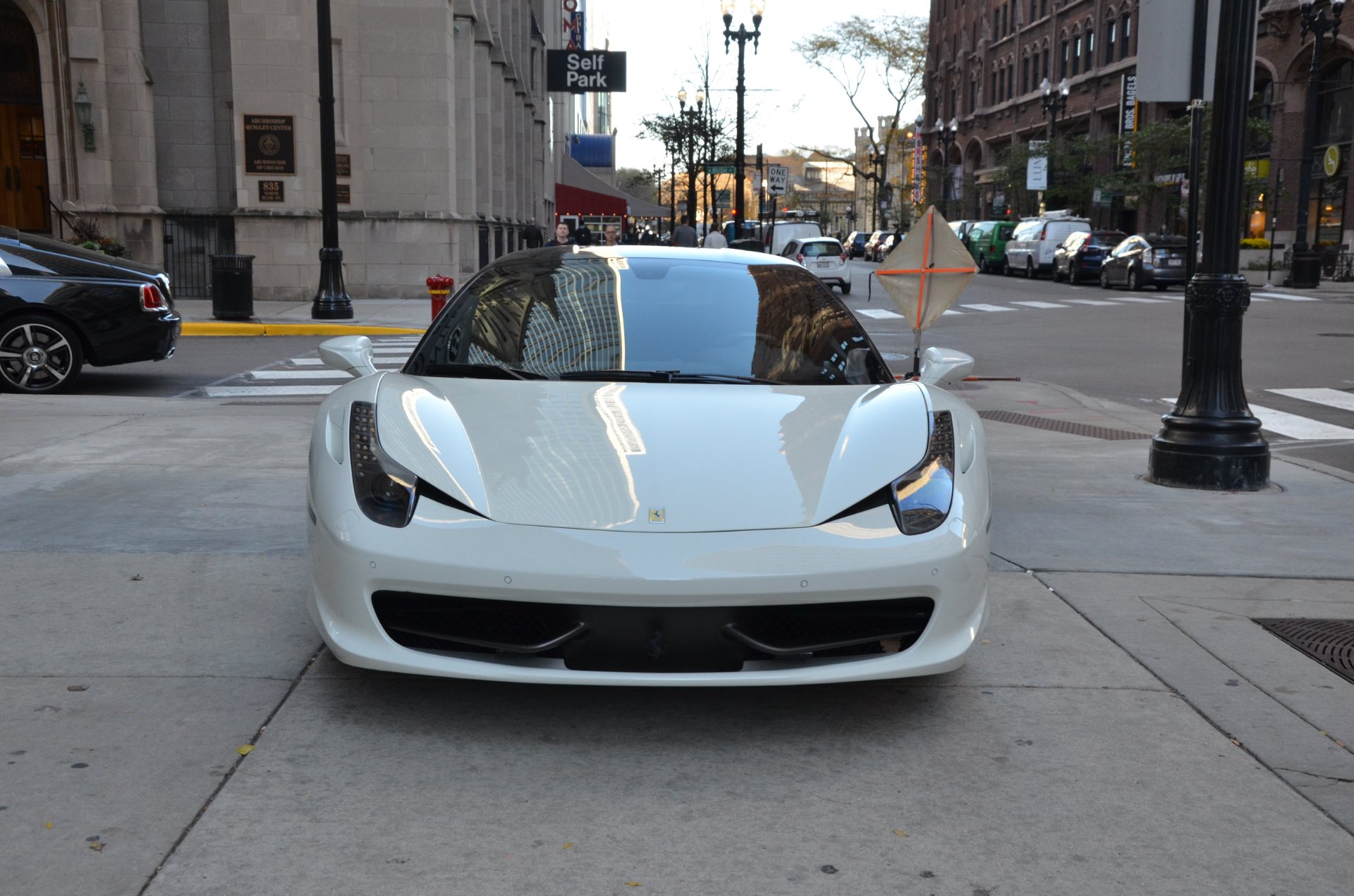 2011 ferrari 458 italia stock # gc-chris59 for  near chicago