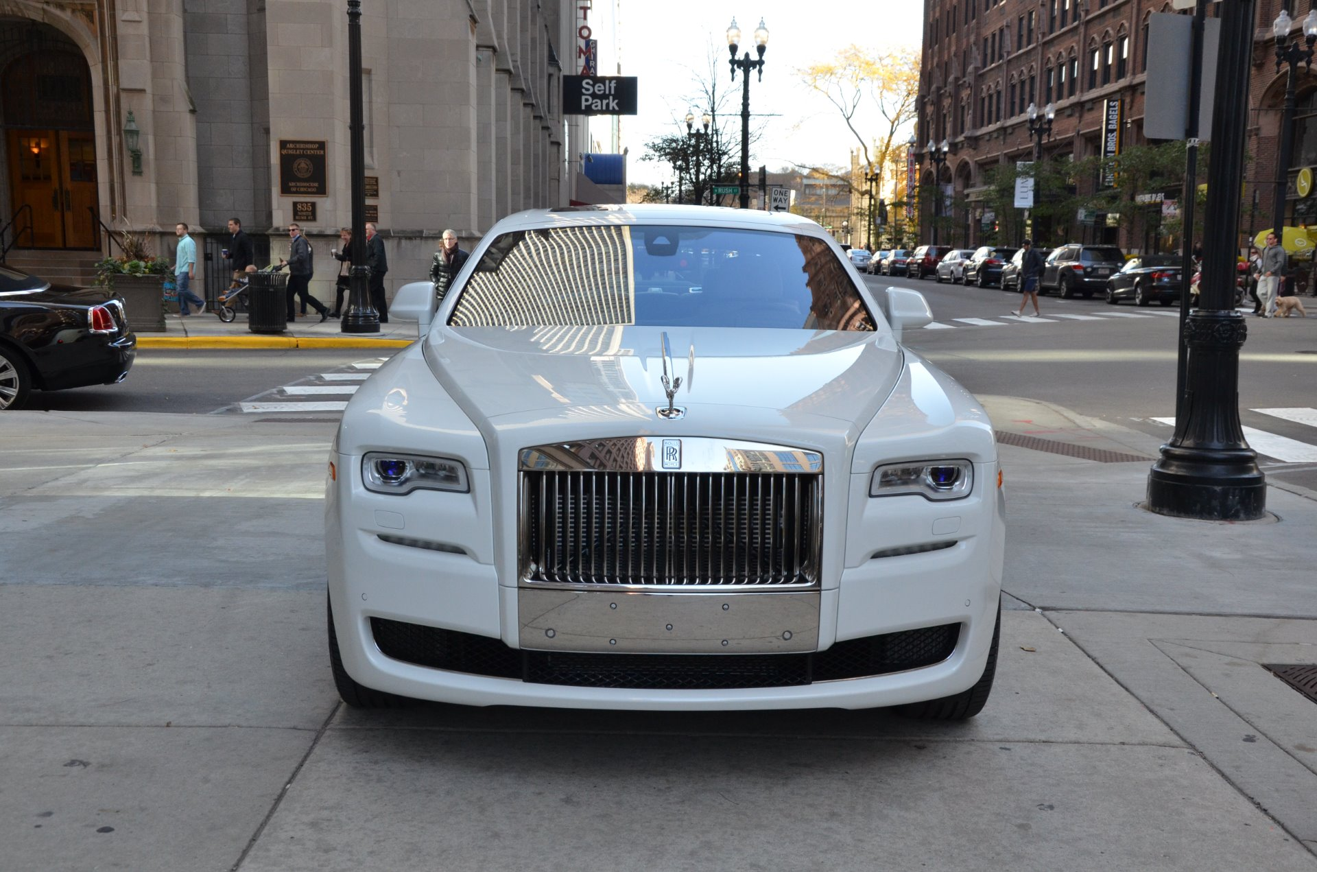 New 2017 Rolls Royce Ghost Chicago Il