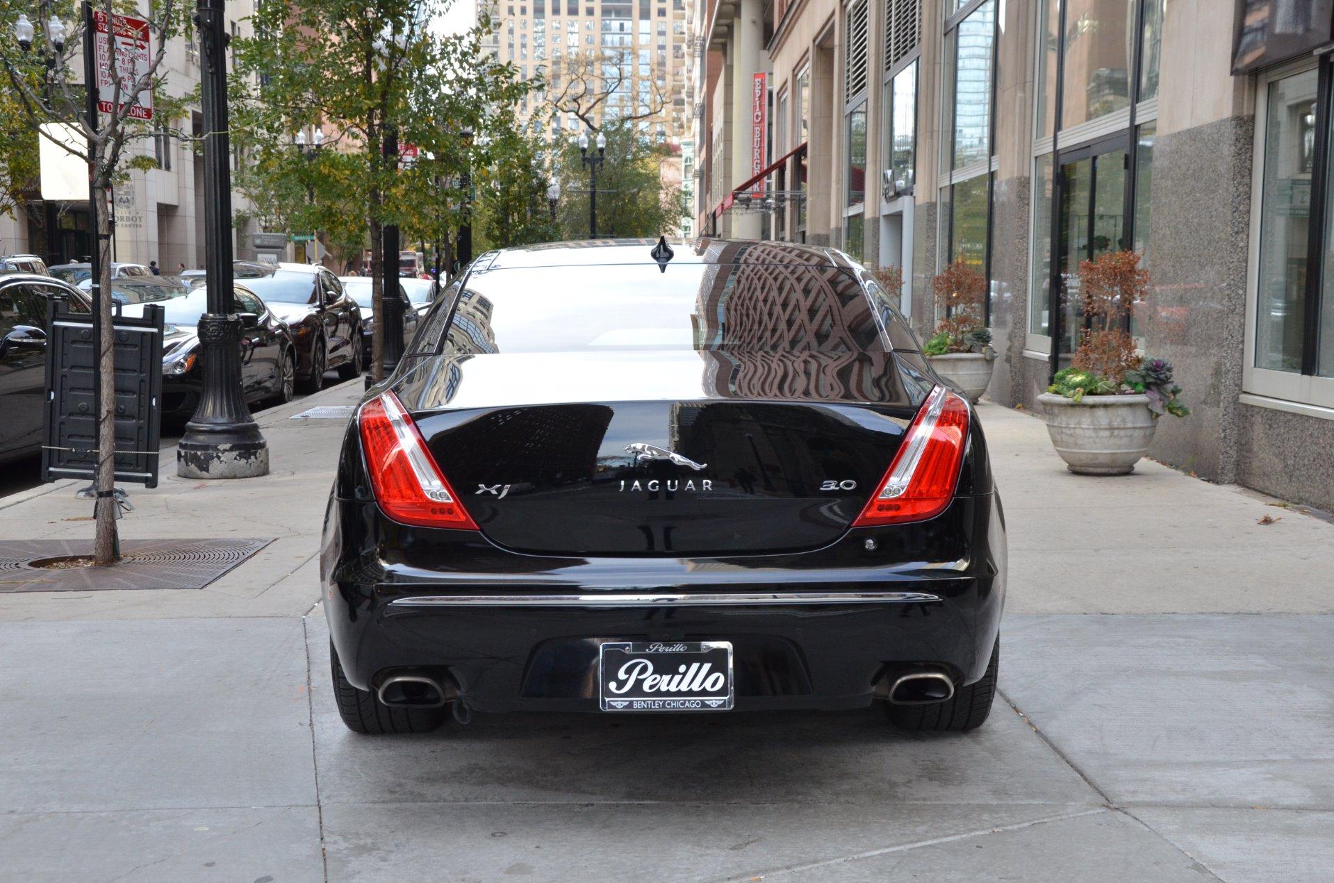 2013 jaguar xj stock m529a for sale near chicago il il jaguar dealer. Black Bedroom Furniture Sets. Home Design Ideas