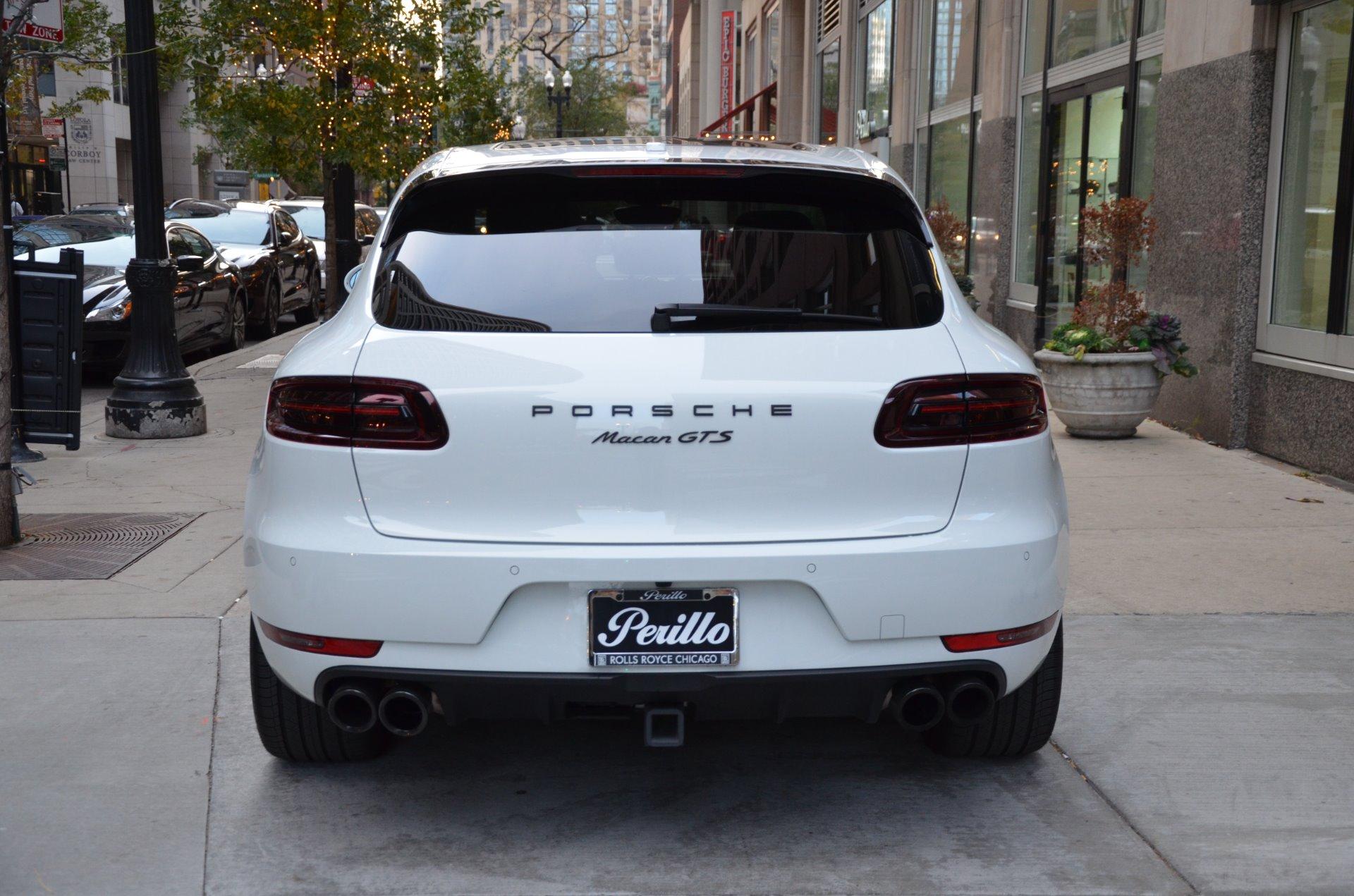 2017 Porsche Macan GTS Stock # M531B for sale near Chicago, IL   IL