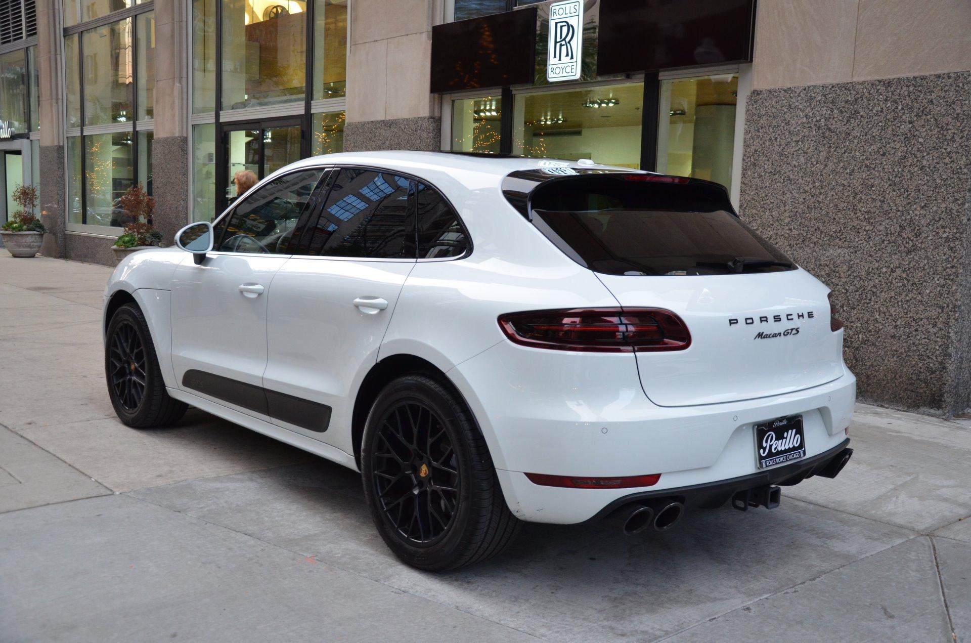 2017 Porsche Macan Gts Stock M531b For Sale Near Chicago Il Il Porsche Dealer