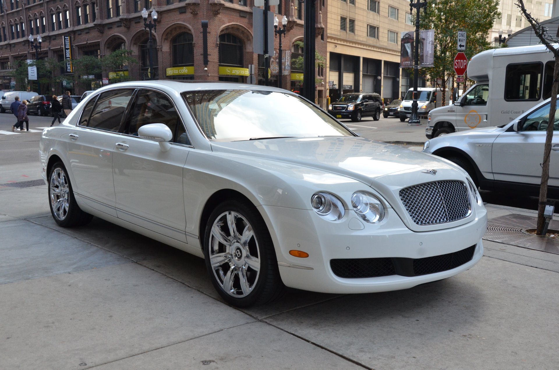 2007 bentley continental flying spur stock gc1974a for sale near chicago il il bentley dealer. Black Bedroom Furniture Sets. Home Design Ideas