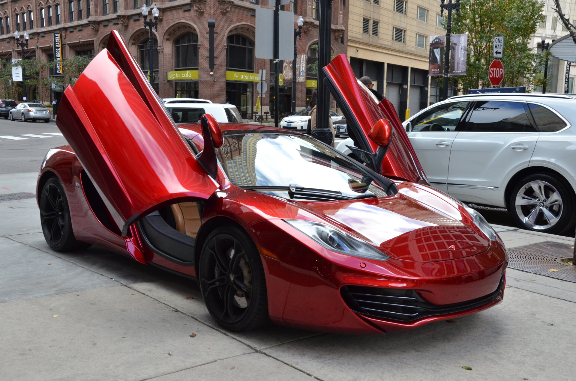 Used 2013 McLaren MP4 12C Spider | Chicago, IL