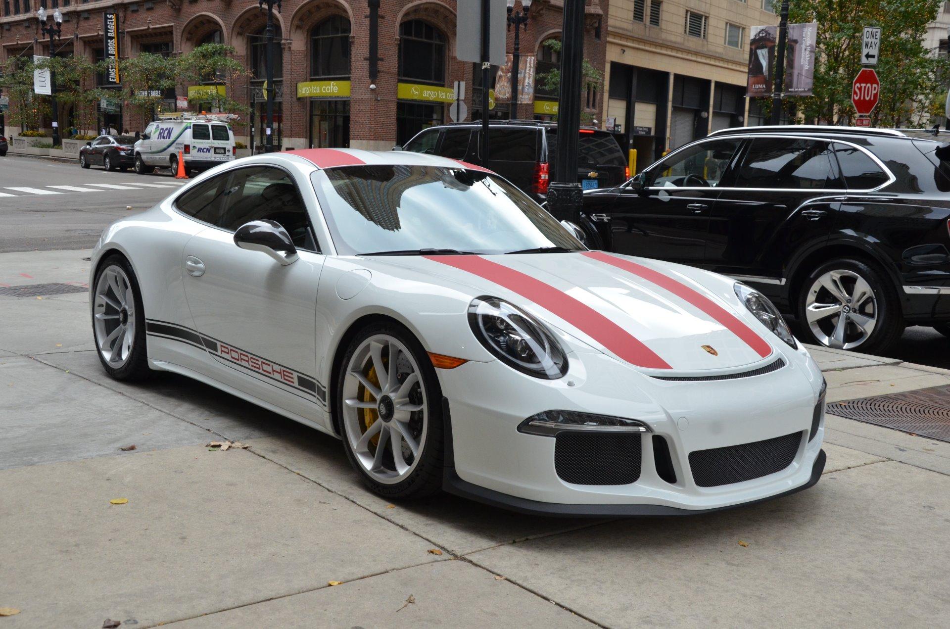 2016 porsche 911 r 911 r stock 911r mir for sale near chicago il il porsche dealer. Black Bedroom Furniture Sets. Home Design Ideas