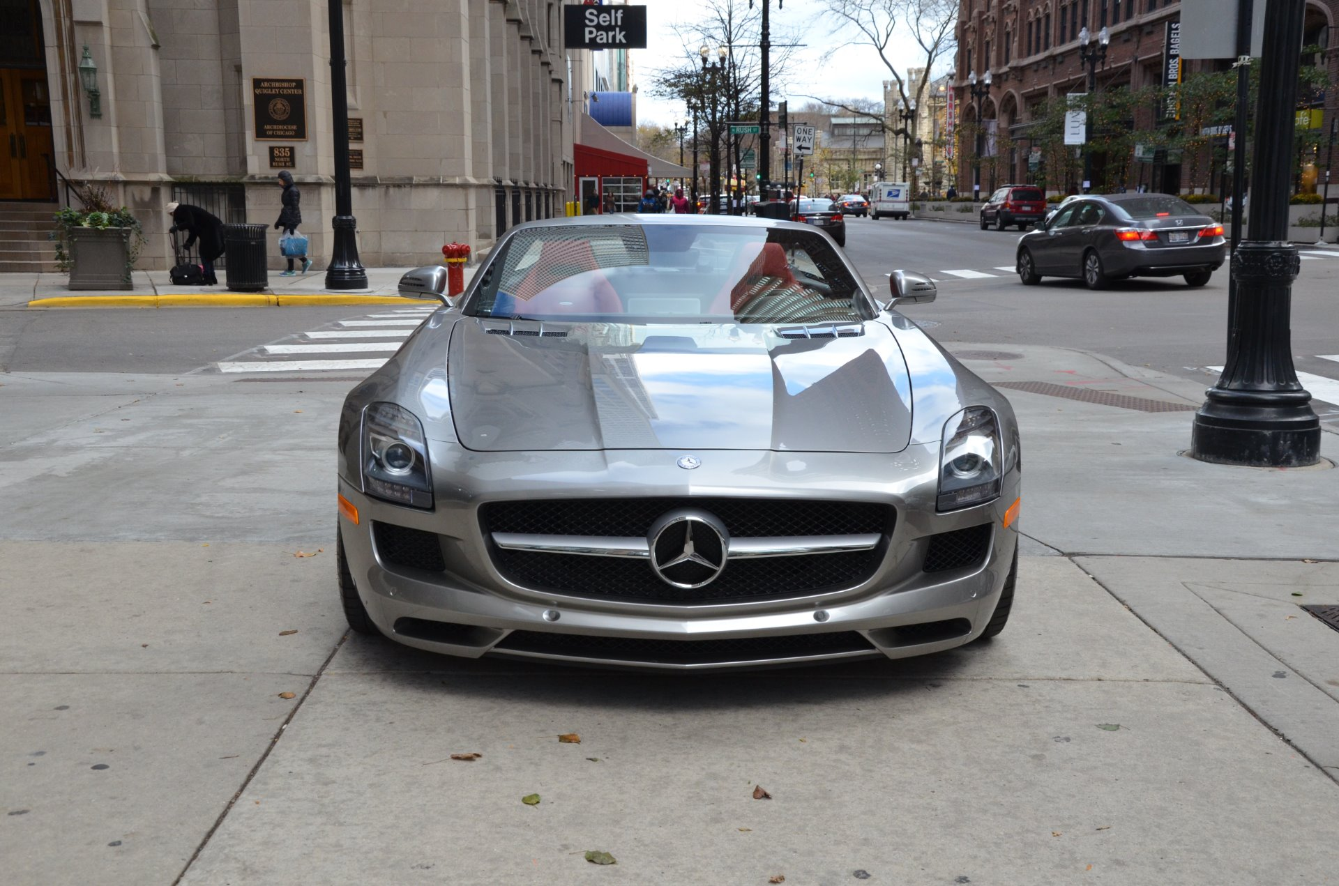 2012 mercedes benz sls amg stock l340a for sale near. Black Bedroom Furniture Sets. Home Design Ideas