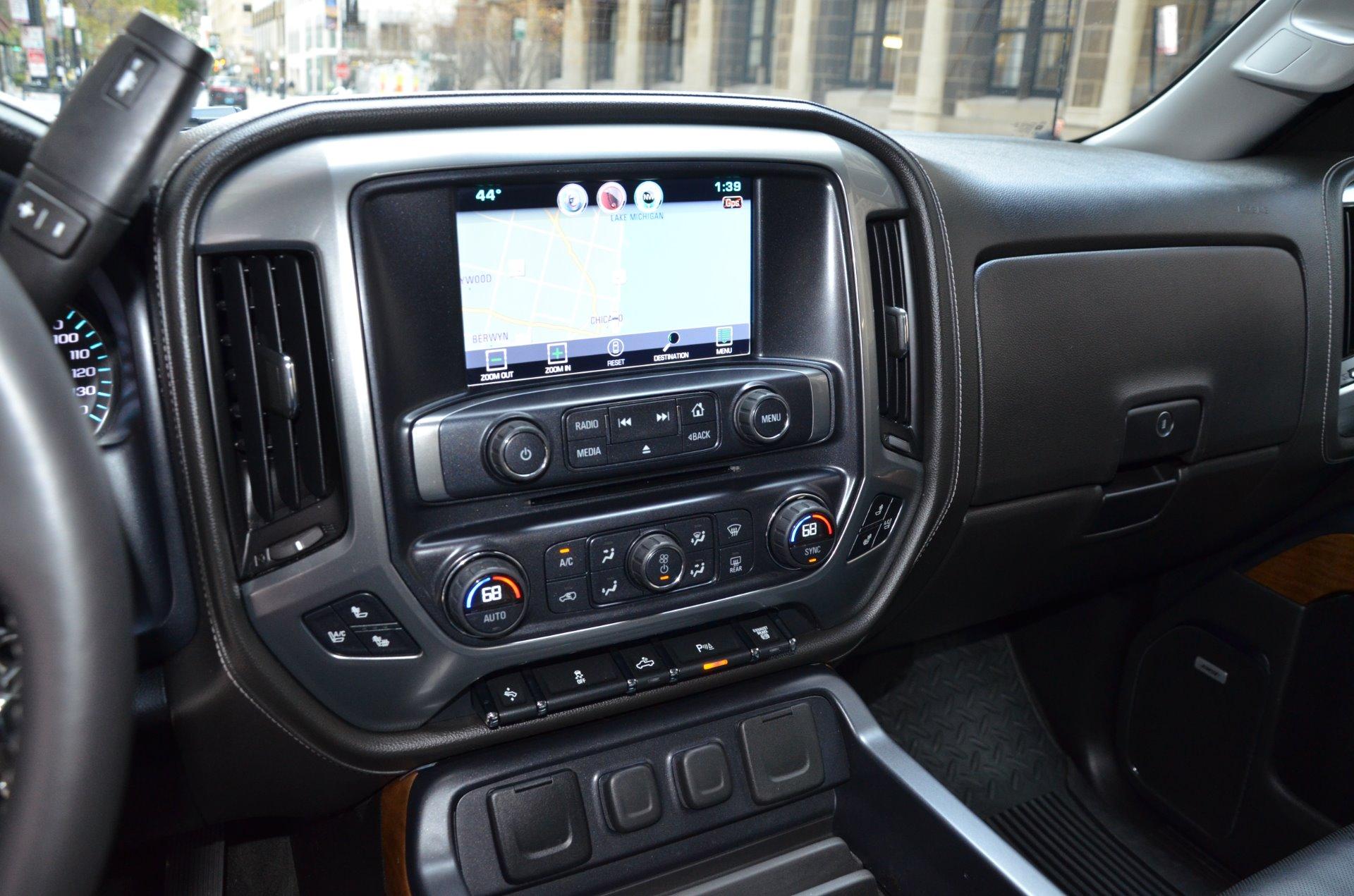 2015 Chevrolet Silverado 2500hd Ltz Stock L340b For Sale Near Chevy Radio Upgrade Used Chicago Il
