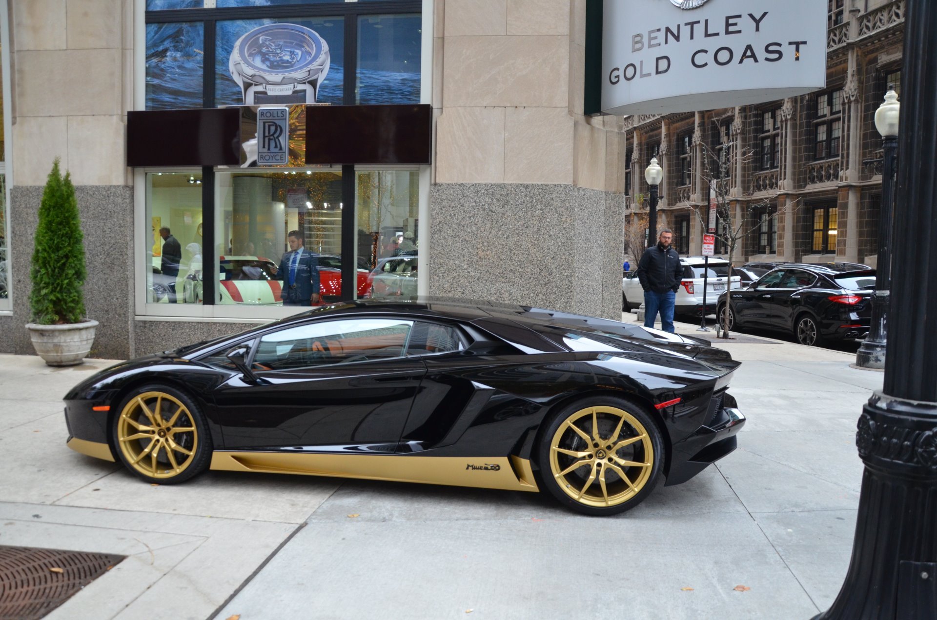Used 2017 Lamborghini Aventador Miura Edition 1 of 50 LP 700-4 | Chicago, IL