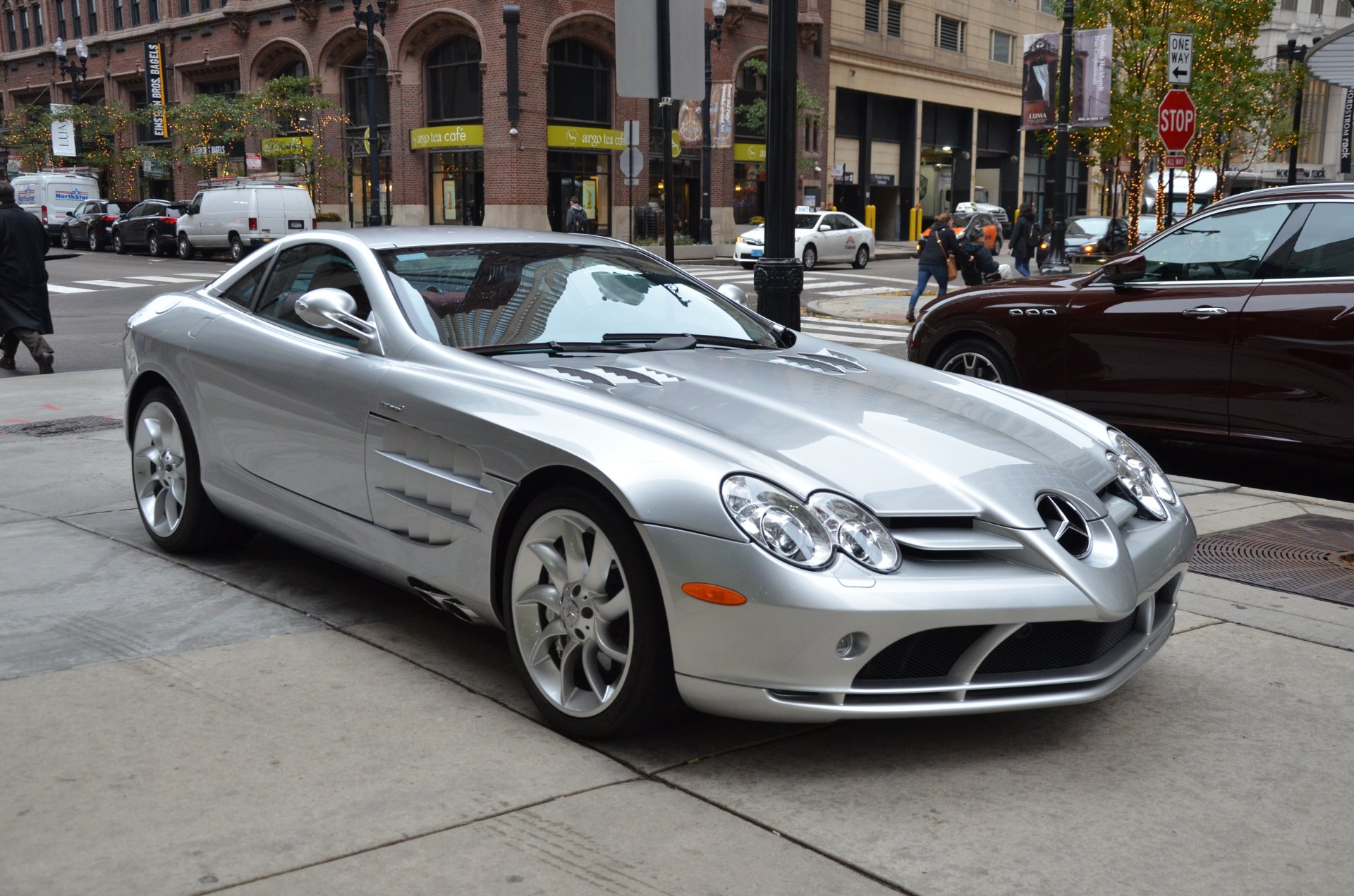 2006 mercedes benz slr slr mclaren stock gc mir92 for for Mercedes benz slr