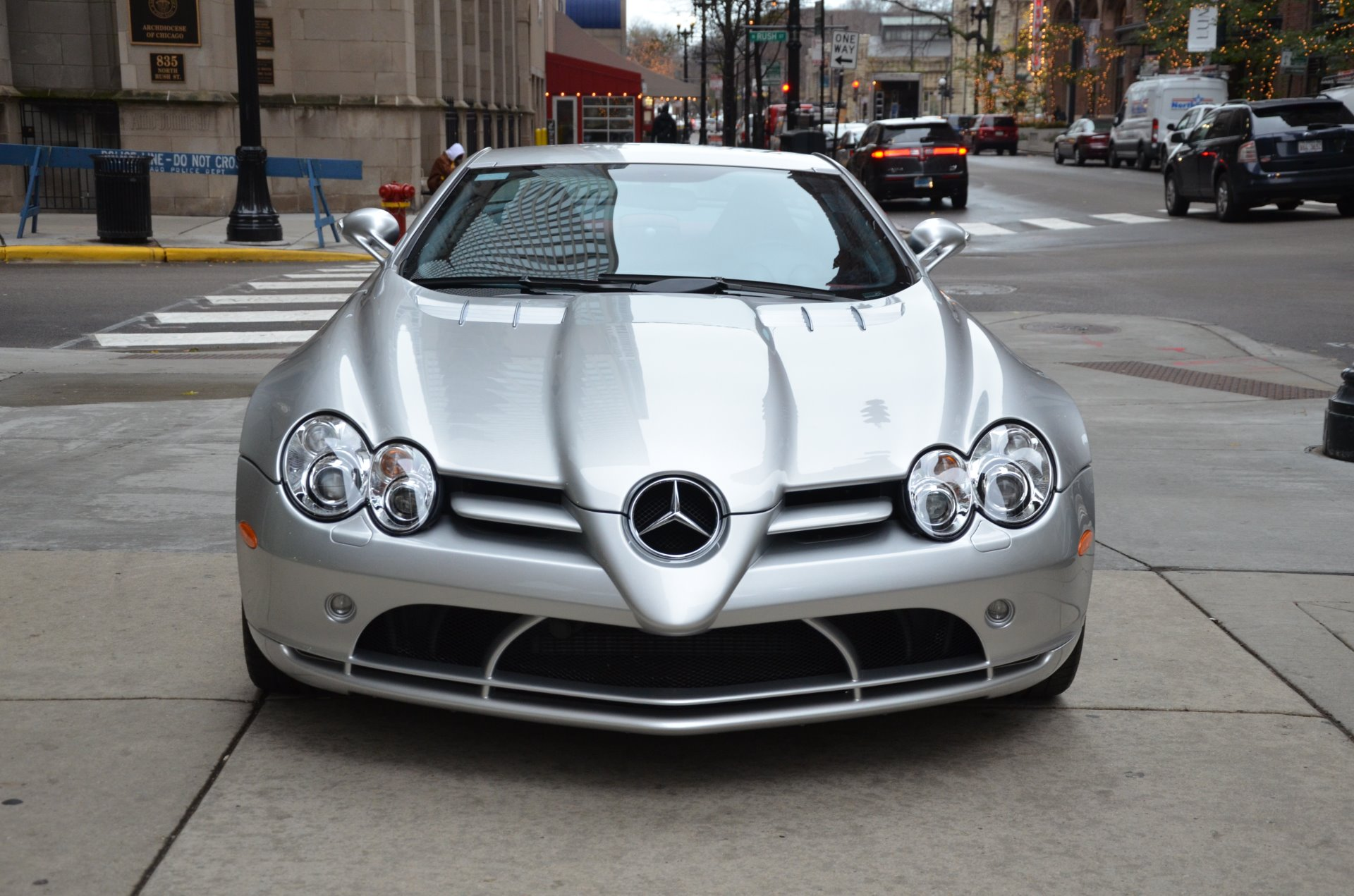 2006 Mercedes-Benz SLR SLR McLaren Stock # GC-MIR91 for ...