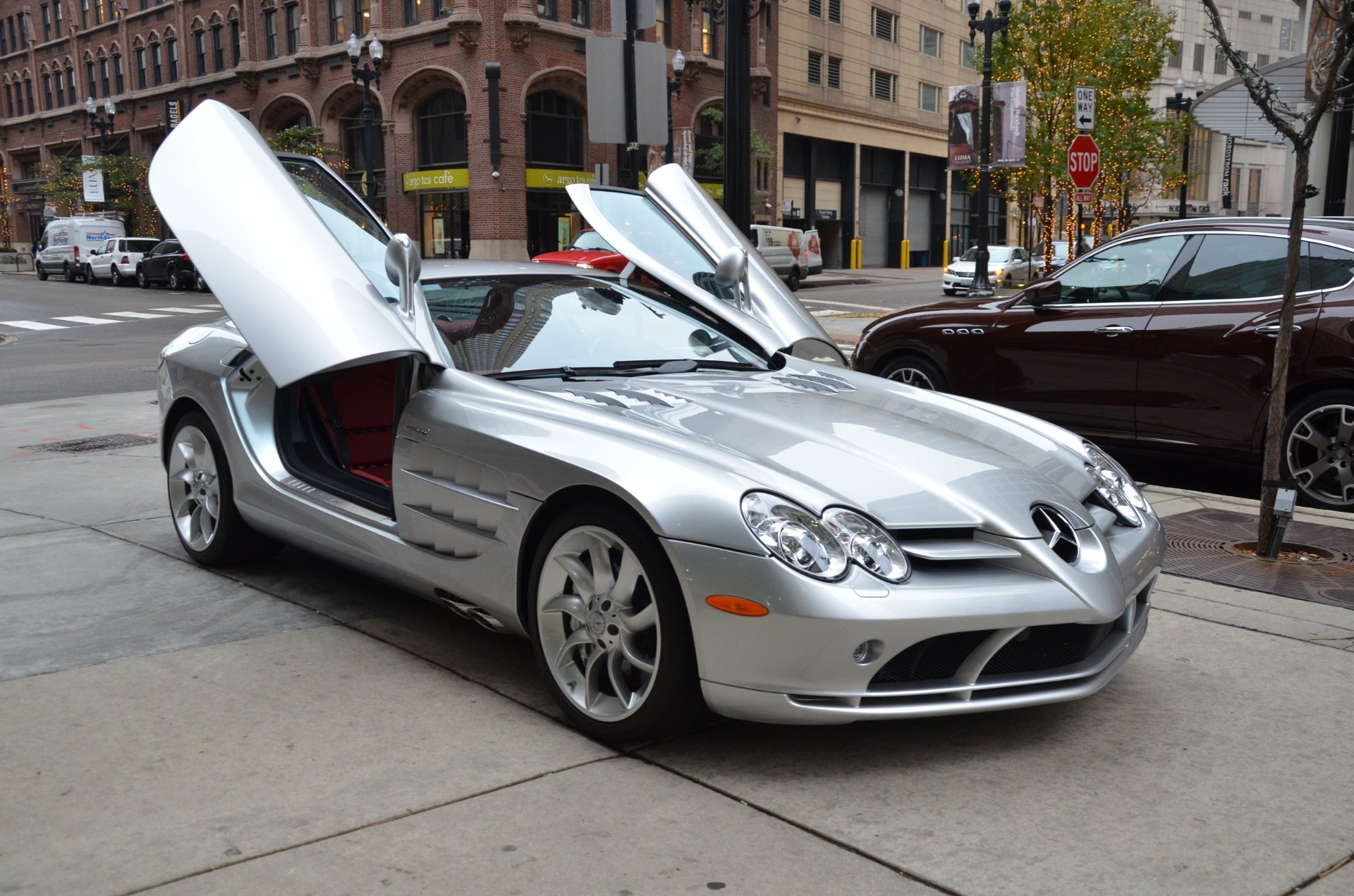 2006 mercedes benz slr slr mclaren stock gc mir91 for for Mercedes benz slr