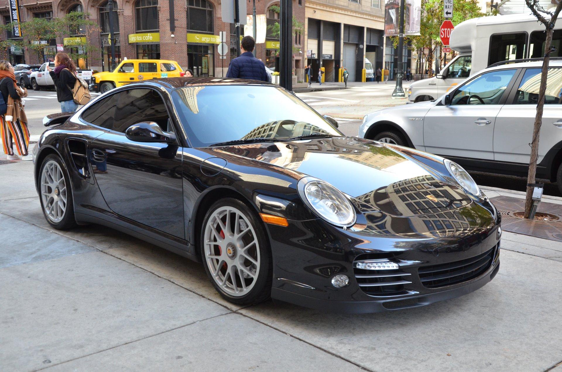 2012 porsche 911 turbo stock gc1906a for sale near chicago il il porsche dealer. Black Bedroom Furniture Sets. Home Design Ideas