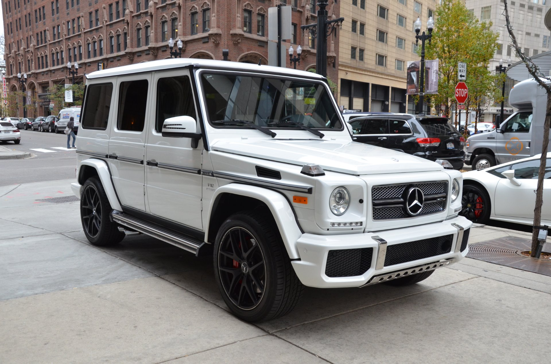 Used 2016 Mercedes Benz G Class G65 AMG | Chicago, IL