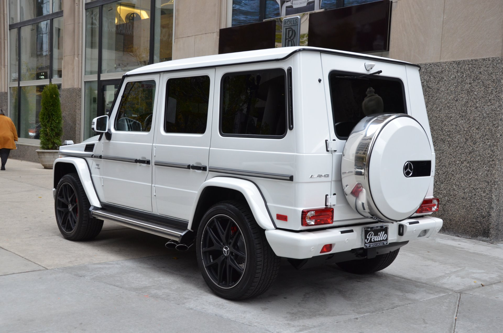 used 2016 mercedes benz g class g65 amg chicago il