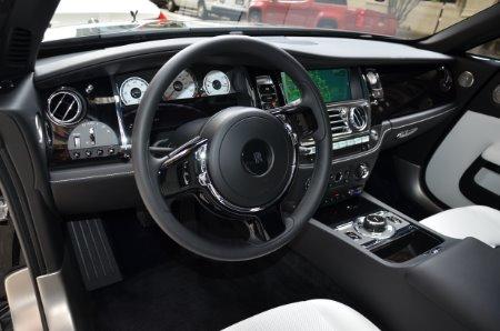 Used 2017 Rolls-Royce Wraith Black Badge | Chicago, IL