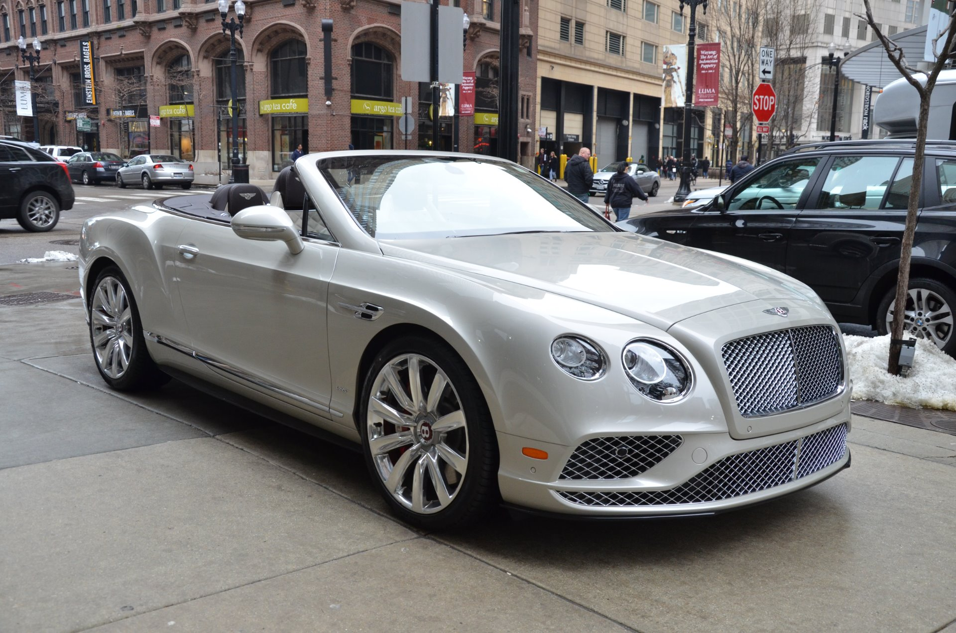 2017 Bentley Continental GTC V8 S Stock # B841-S for sale near ...