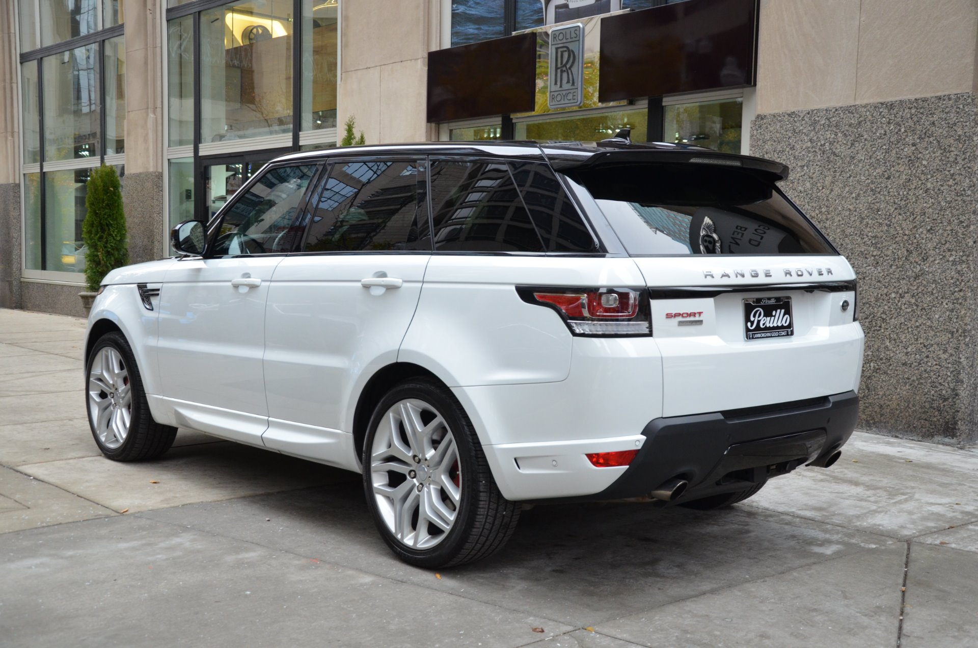 2015 Land Rover Range Rover Sport Autobiography Stock B827a S For Sale Near Chicago Il Il Land Rover Dealer