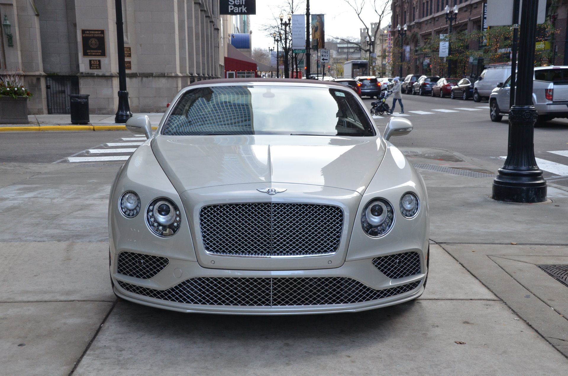 2017 Bentley Continental Gtc Speed Stock B872 For Sale
