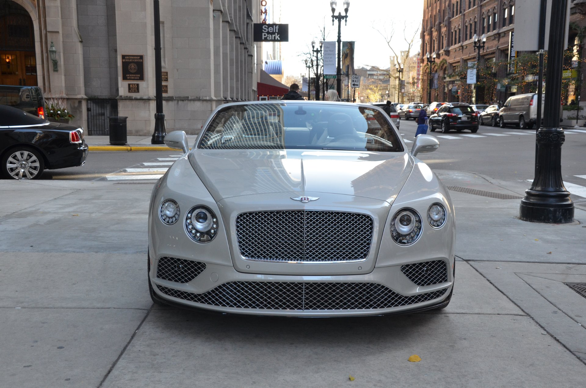 2017 Bentley Continental Gtc V8 S Stock B850 For Sale