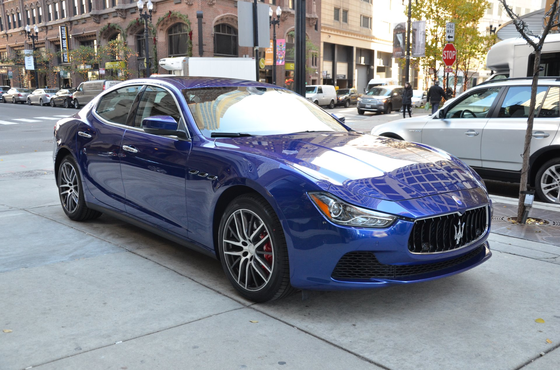 2017 maserati ghibli sq4 s q4 stock m540 for sale near chicago il il maserati dealer. Black Bedroom Furniture Sets. Home Design Ideas